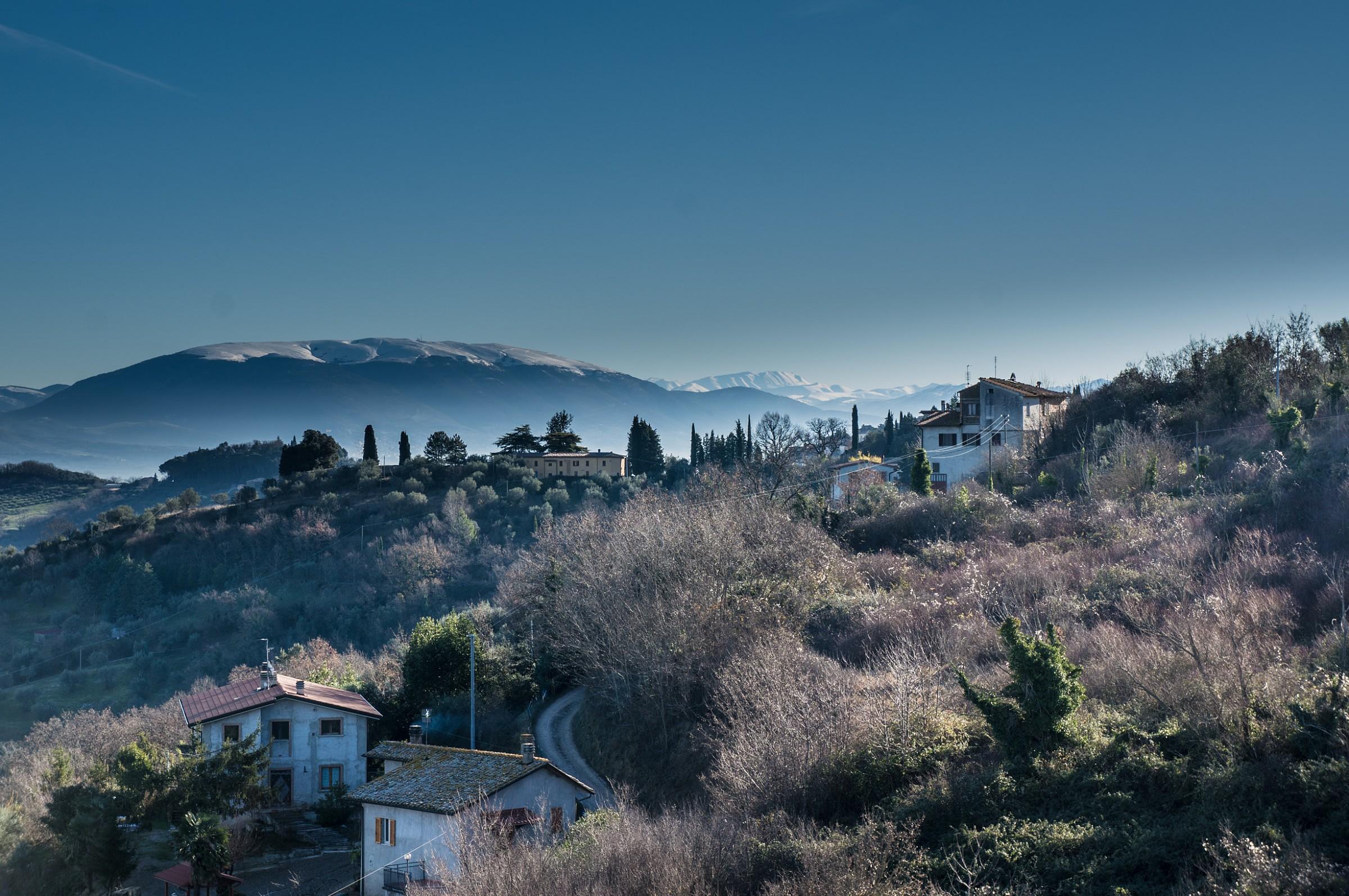 Umbrian landscape...