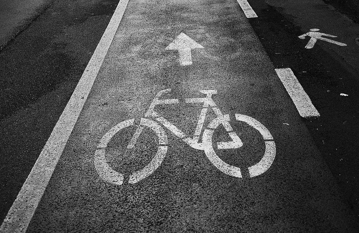 bike path. ....