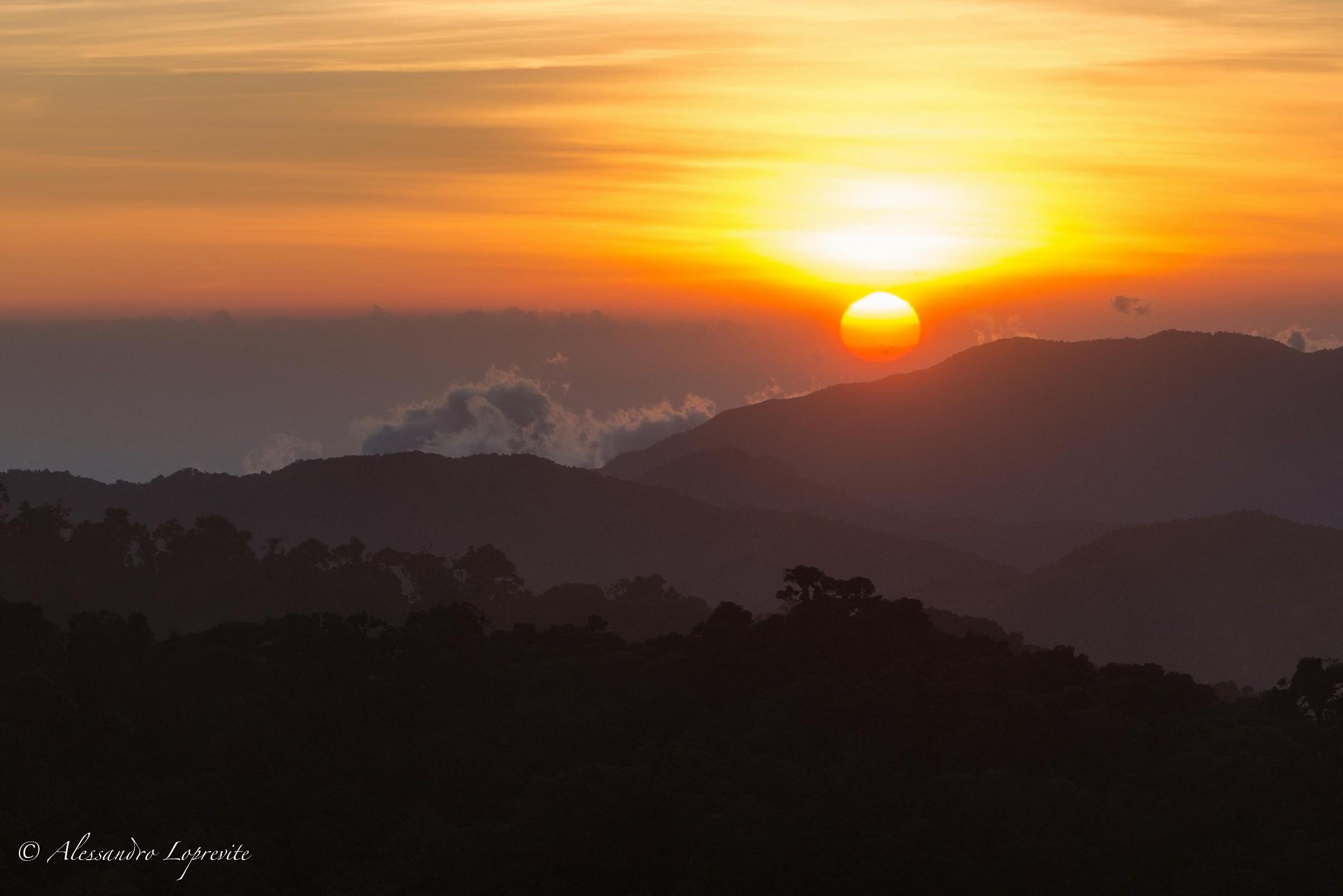 Sunset Tico...