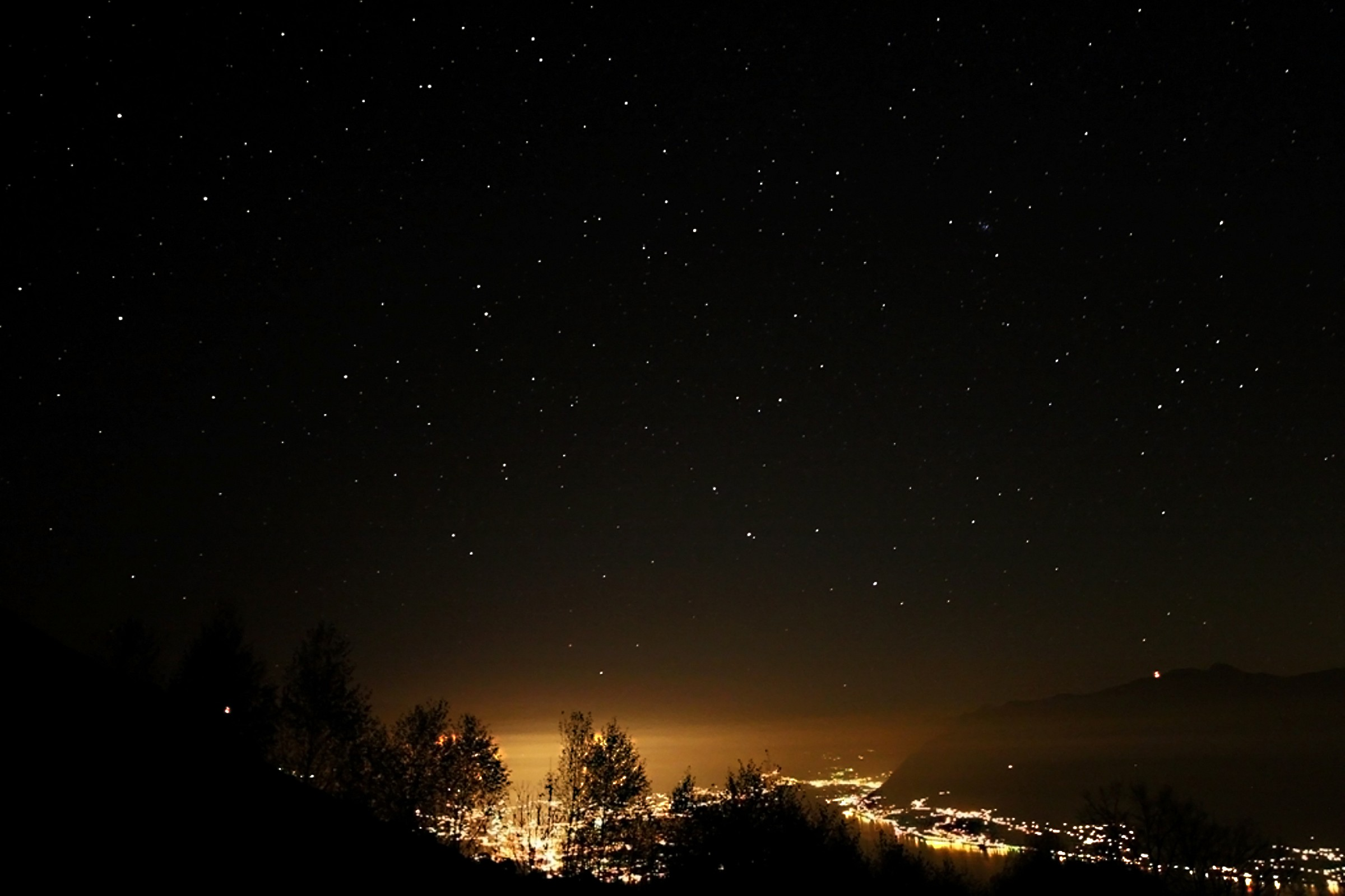 Return to watch the Stars...