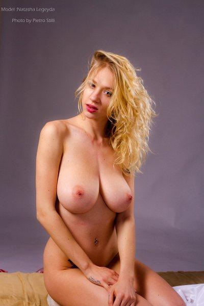 full naked frontal female