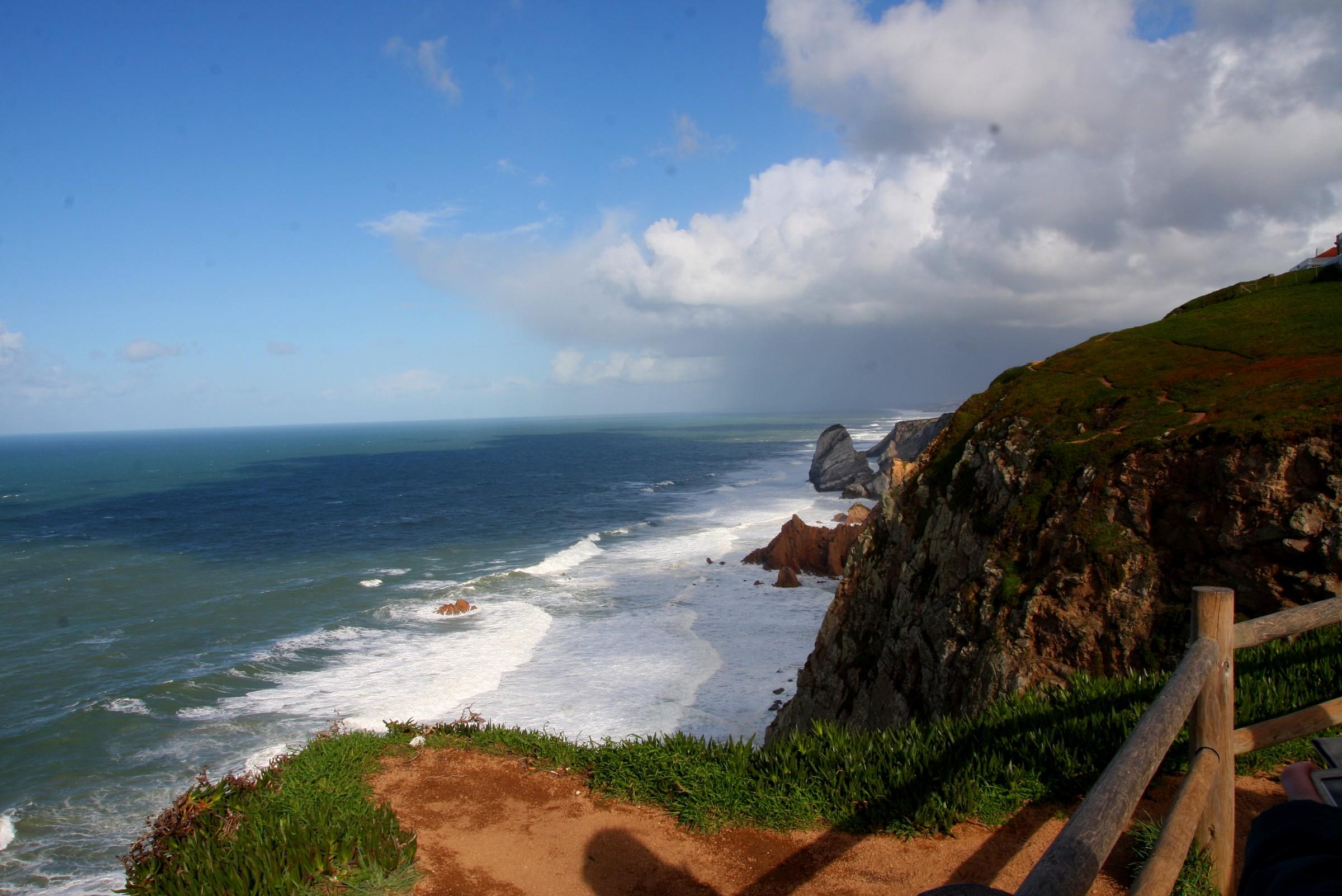 Cabo da Roca - Portugal...