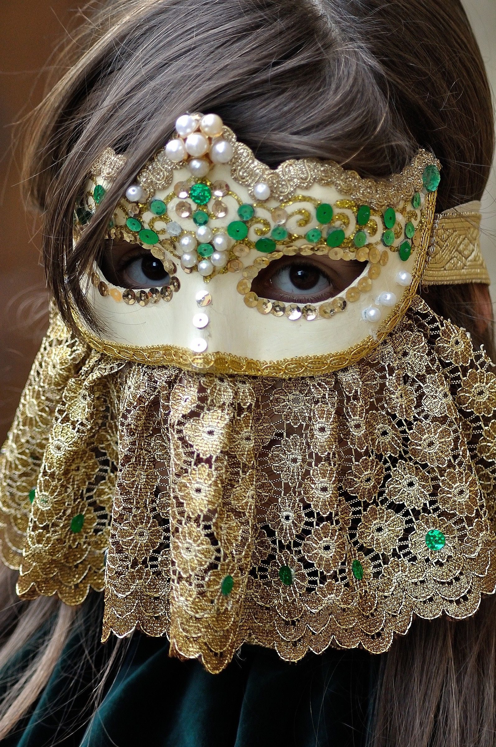 Future princess...