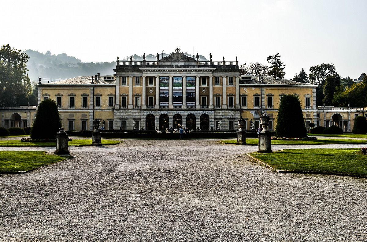 Villa Olmo - Como...