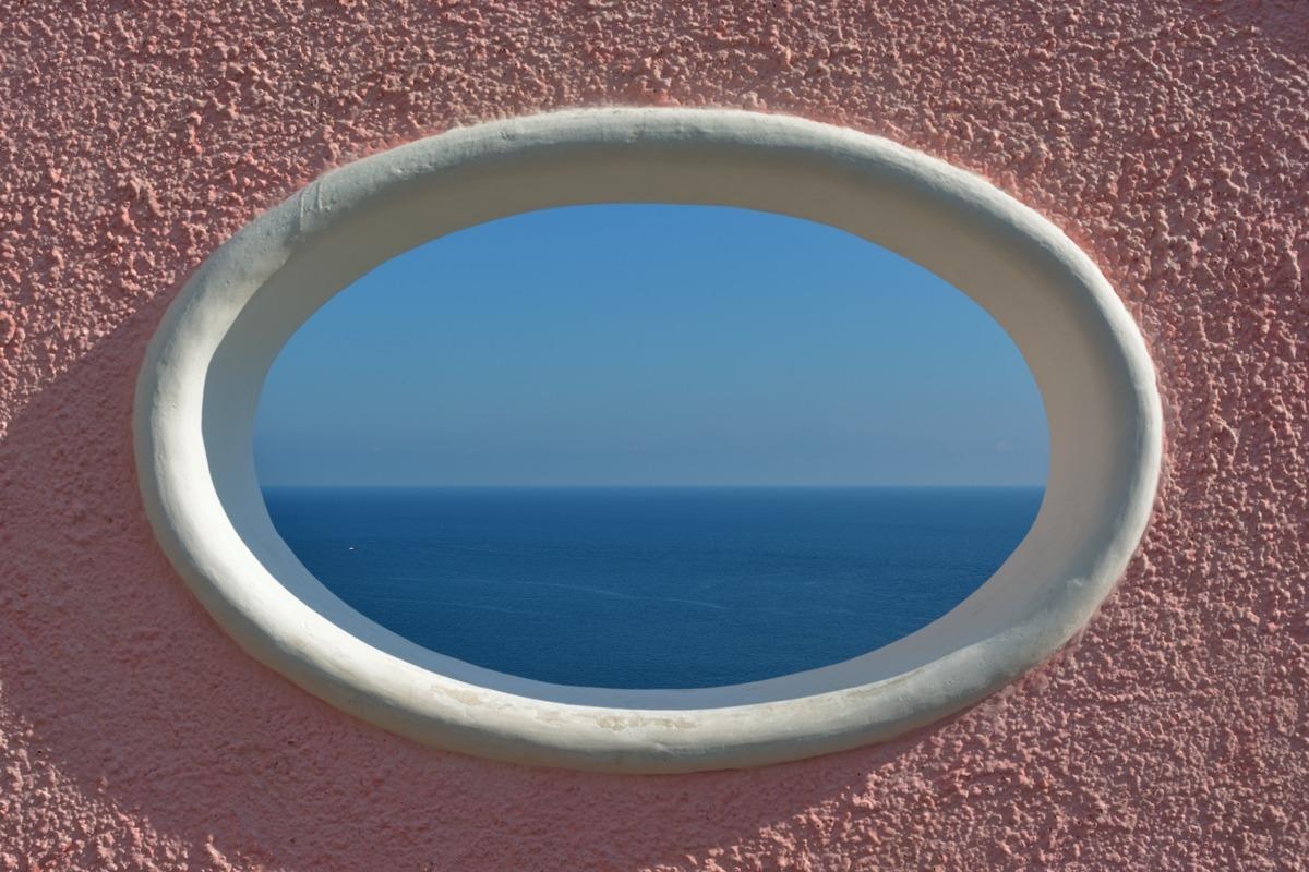 The sea of ??Ischia...