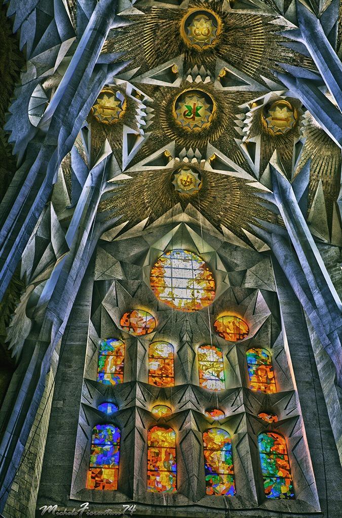 Sagrada Familia HDR...