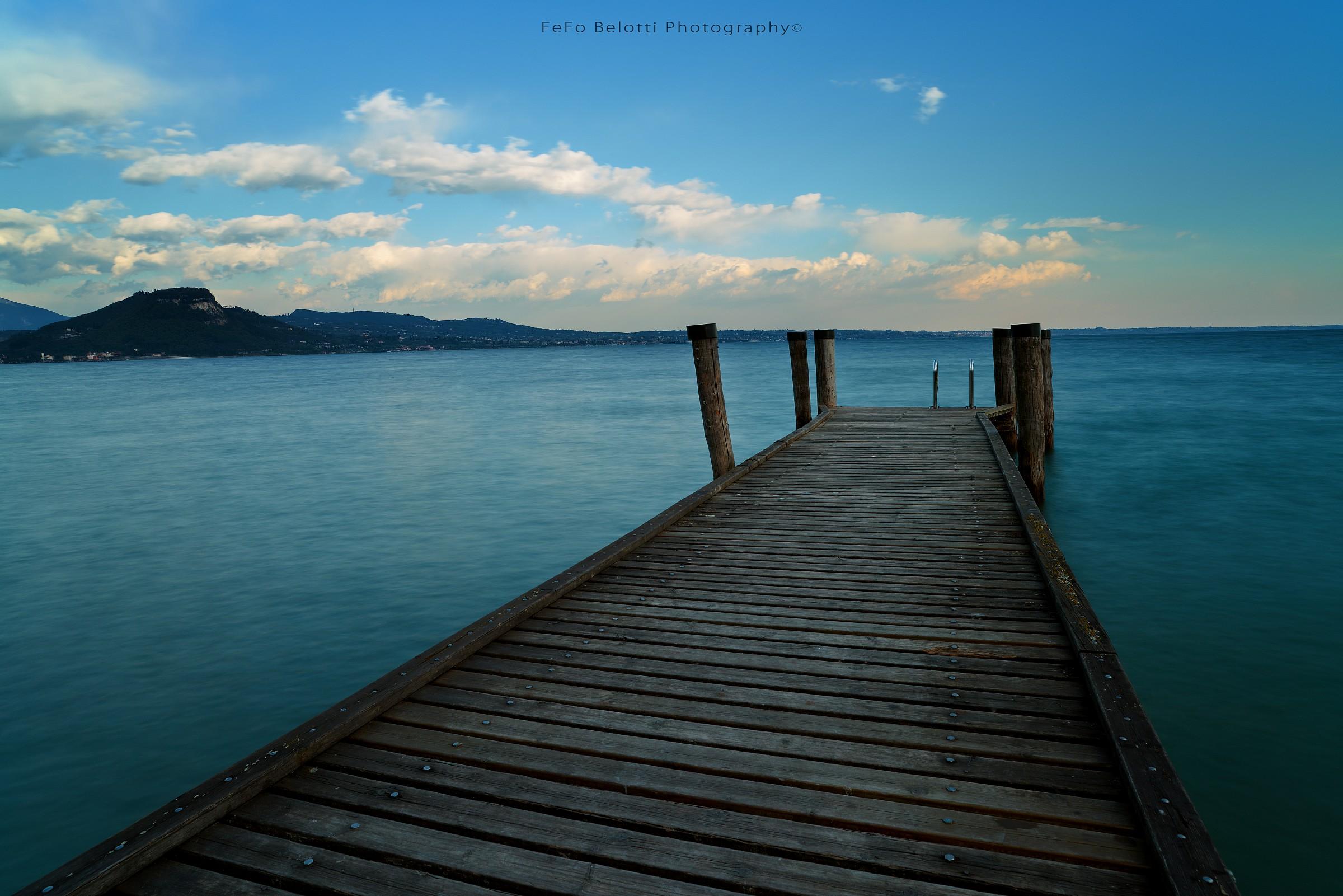 lake view...