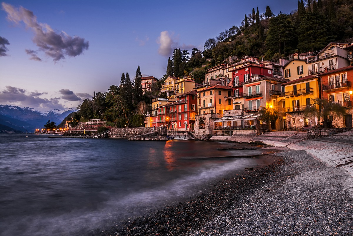 The colors of Varenna...