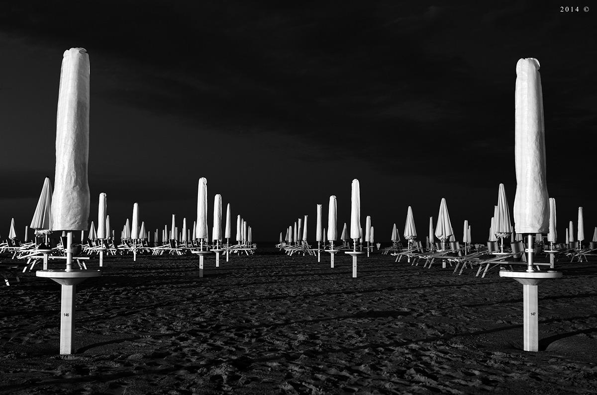Perspective seaside...