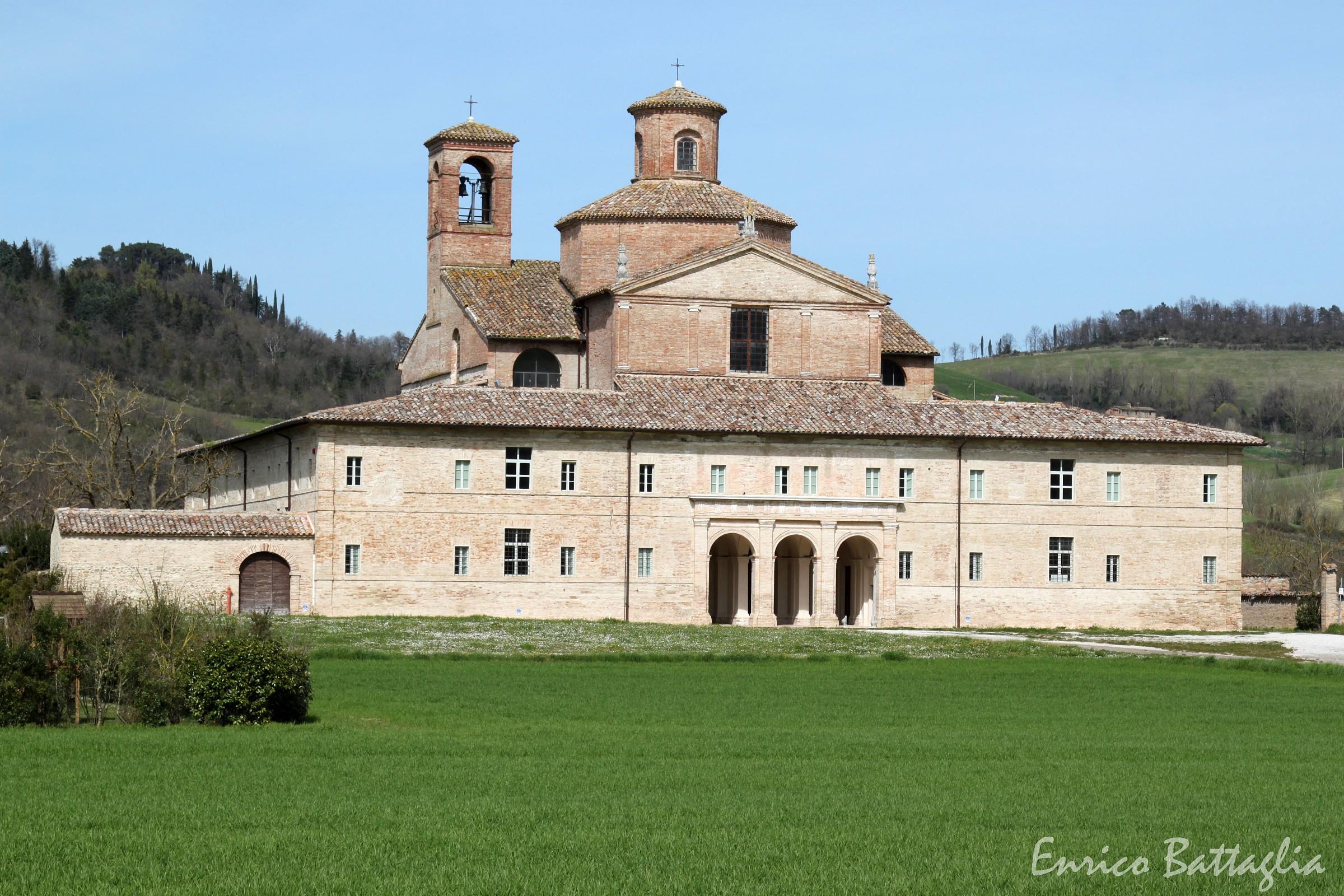 Monastery...