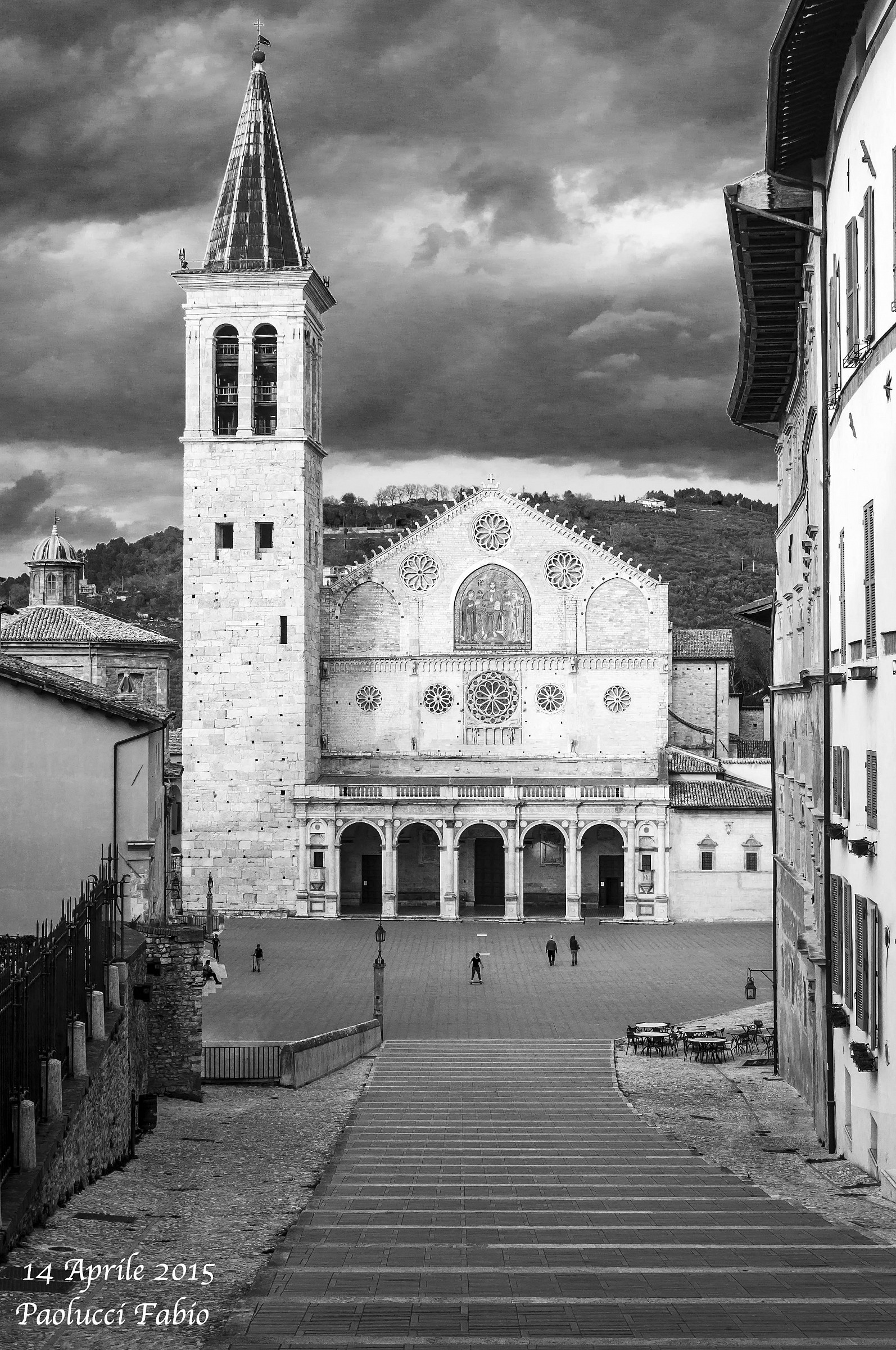 Cathedral of Spoleto...