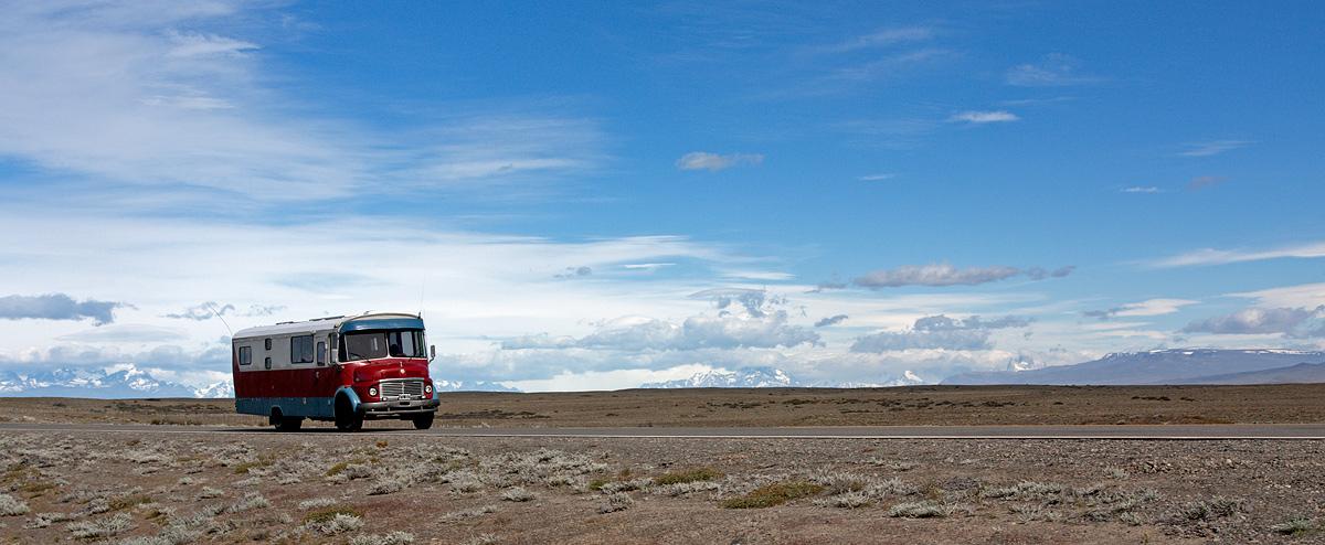 Magic Bus Patagonico...