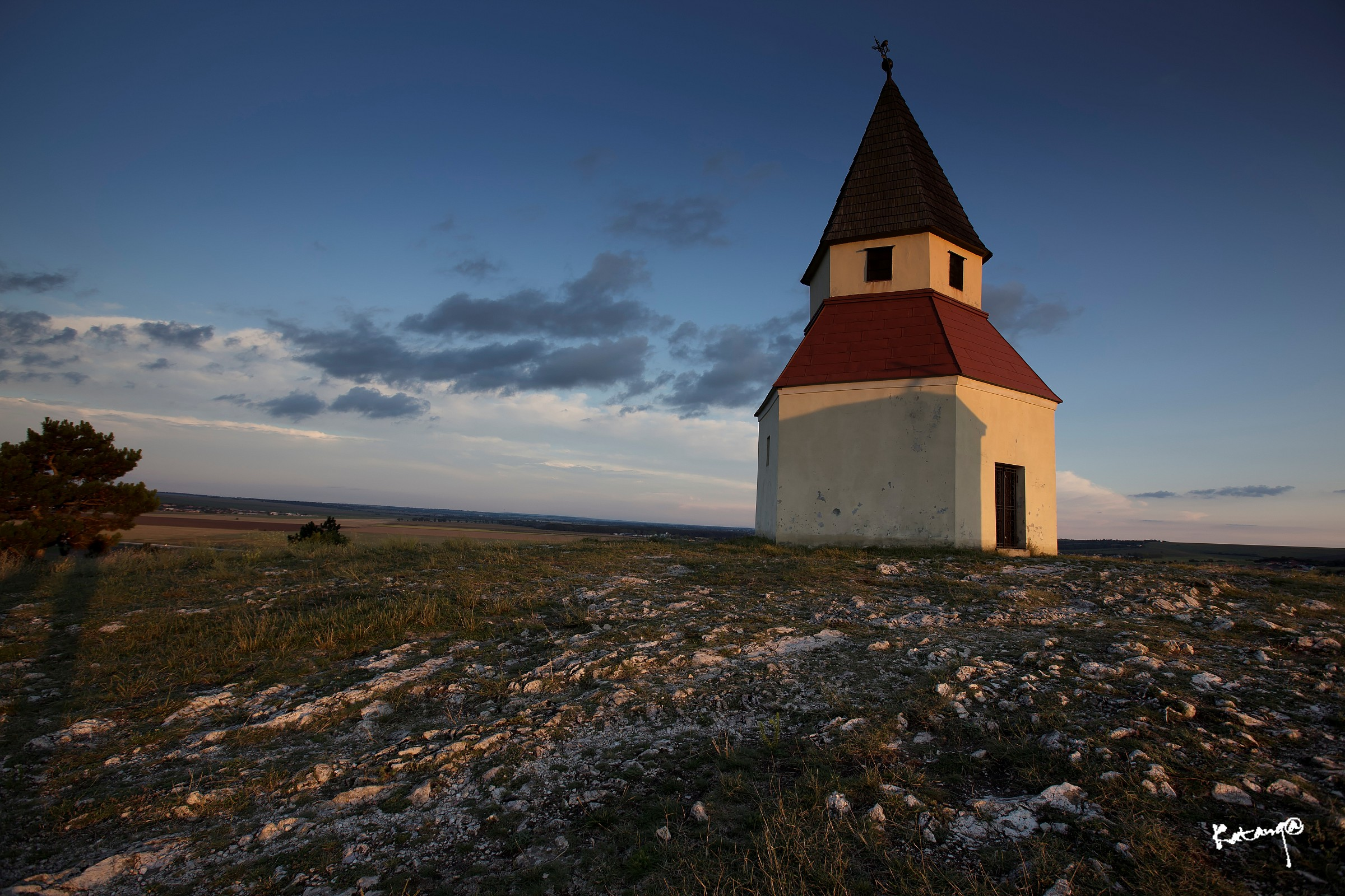 Nitra Calvary Church...