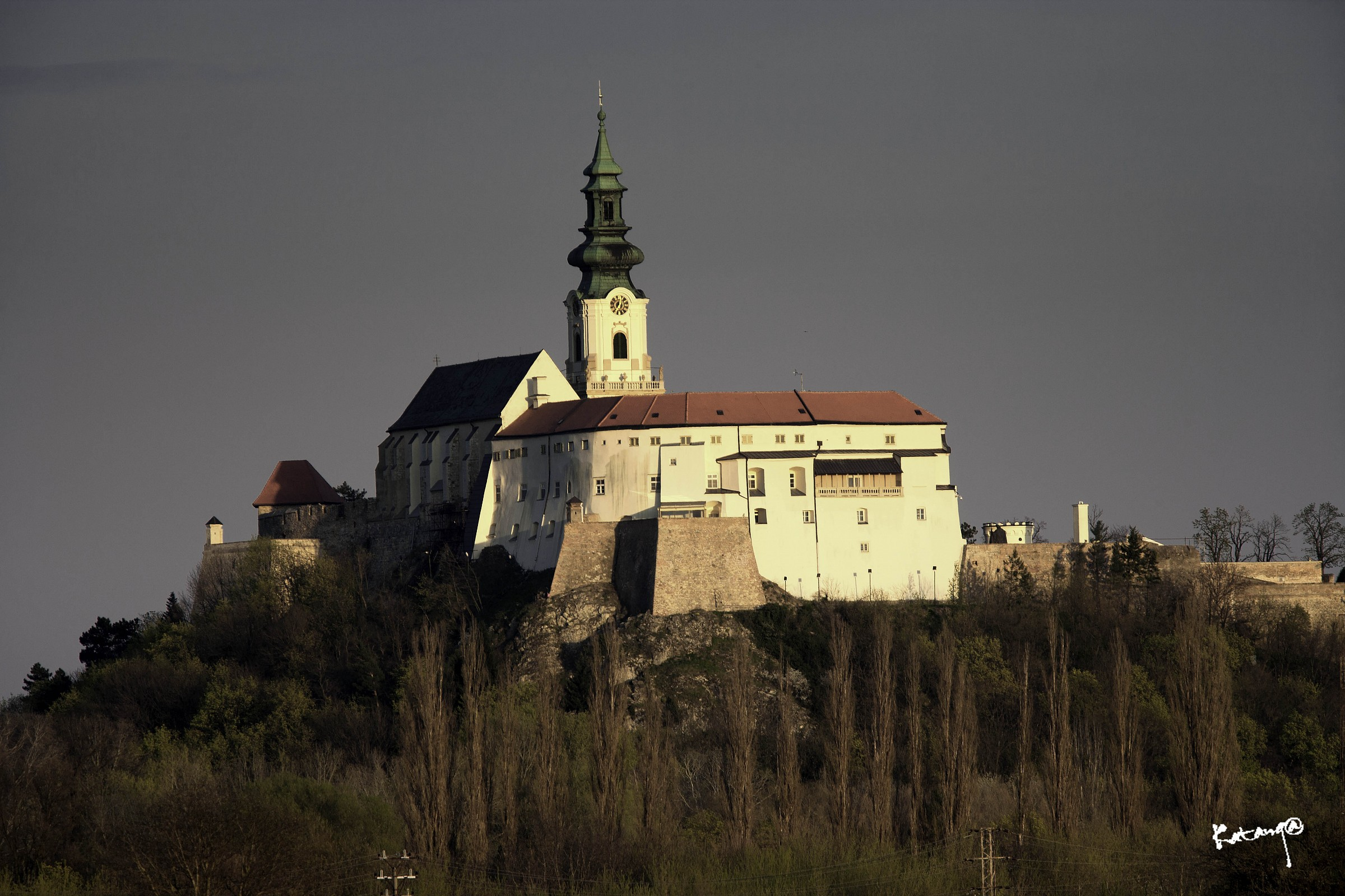 Nitra Castle hrad...