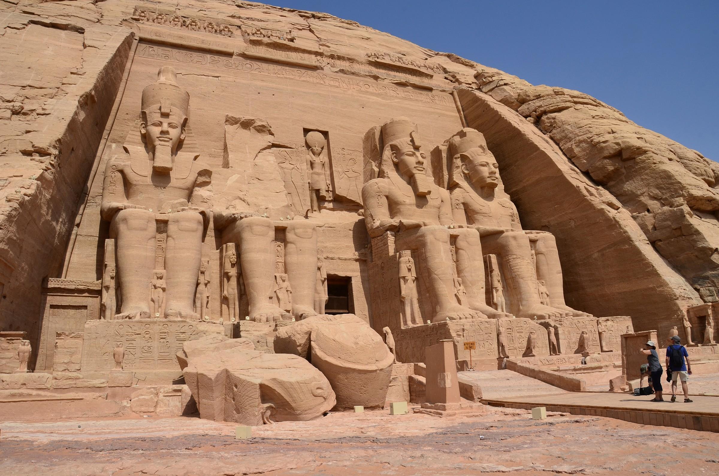 Abu Simbel...
