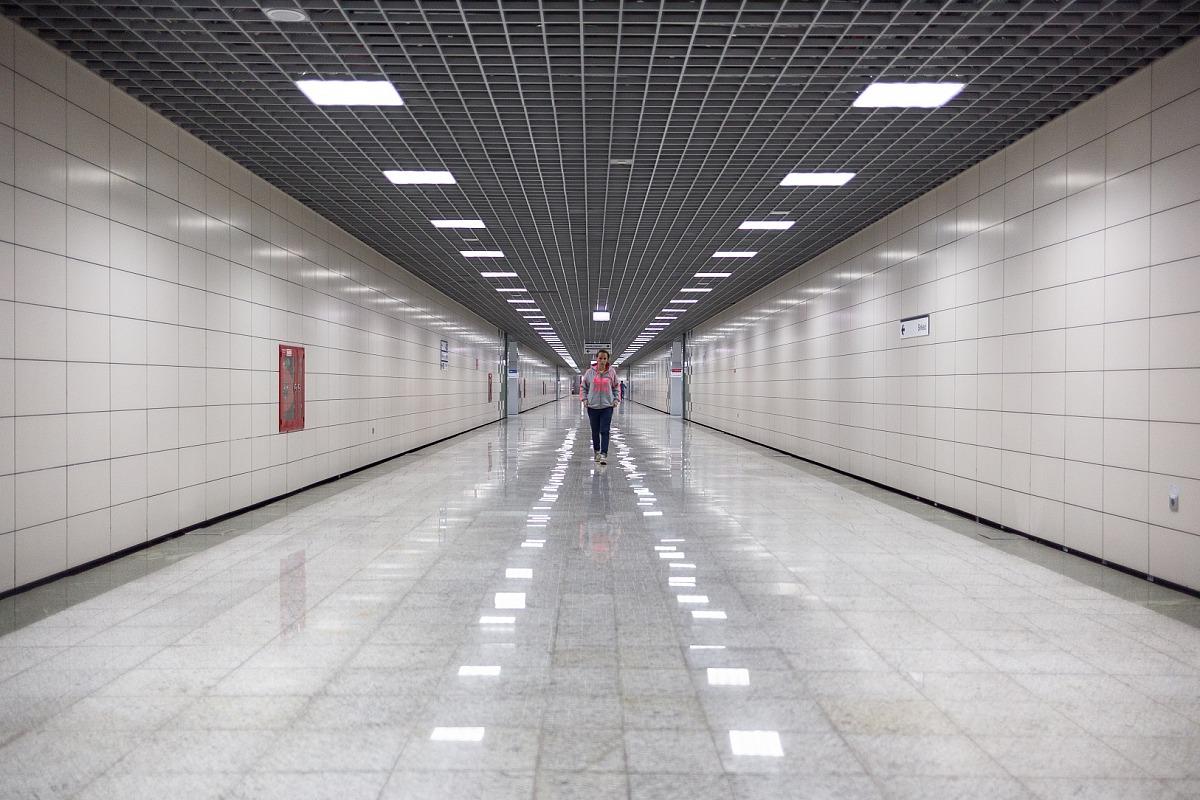 Gli scintillanti tunnel del progetto Marmaris...