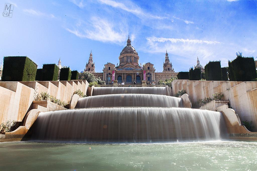 Palau Nacional...