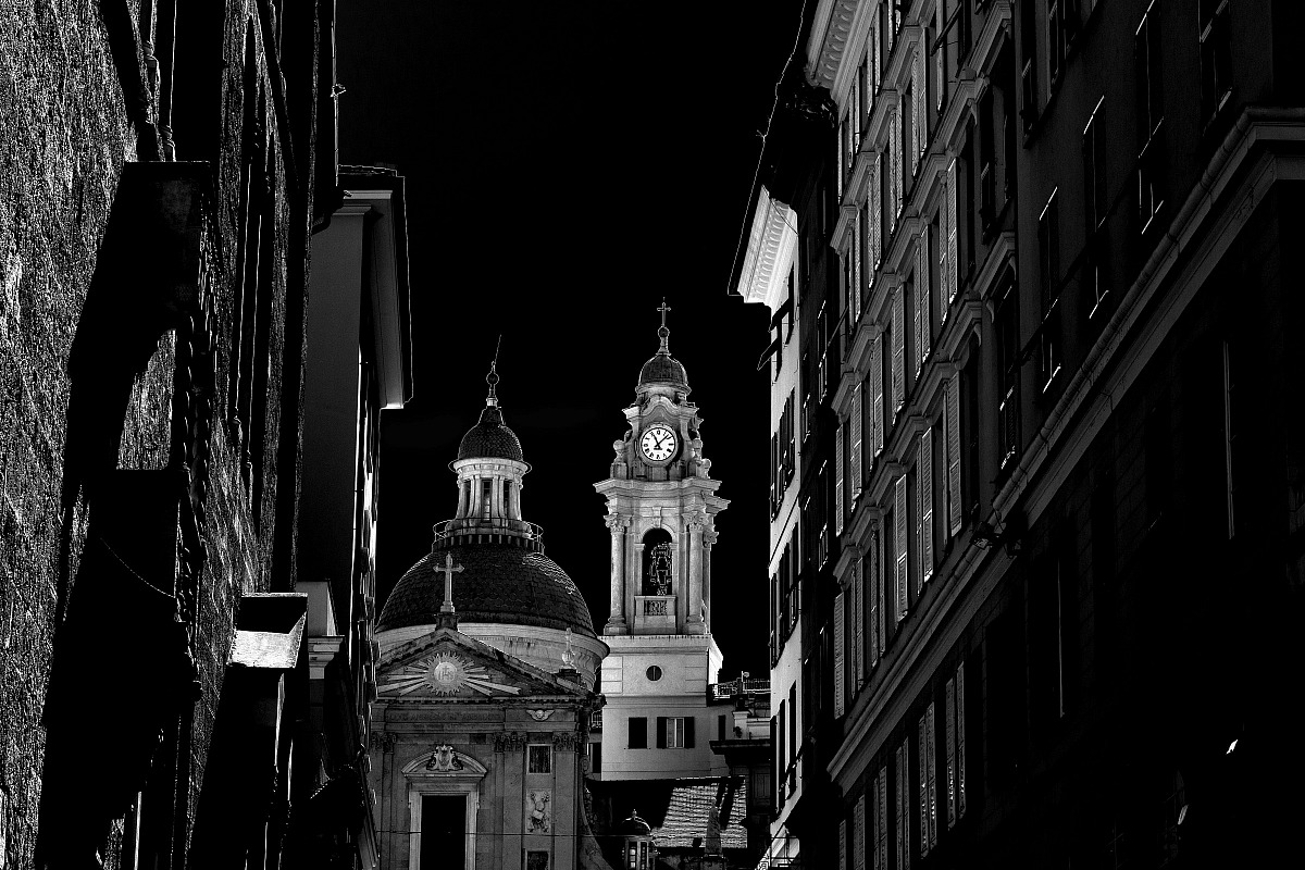 Genoa...