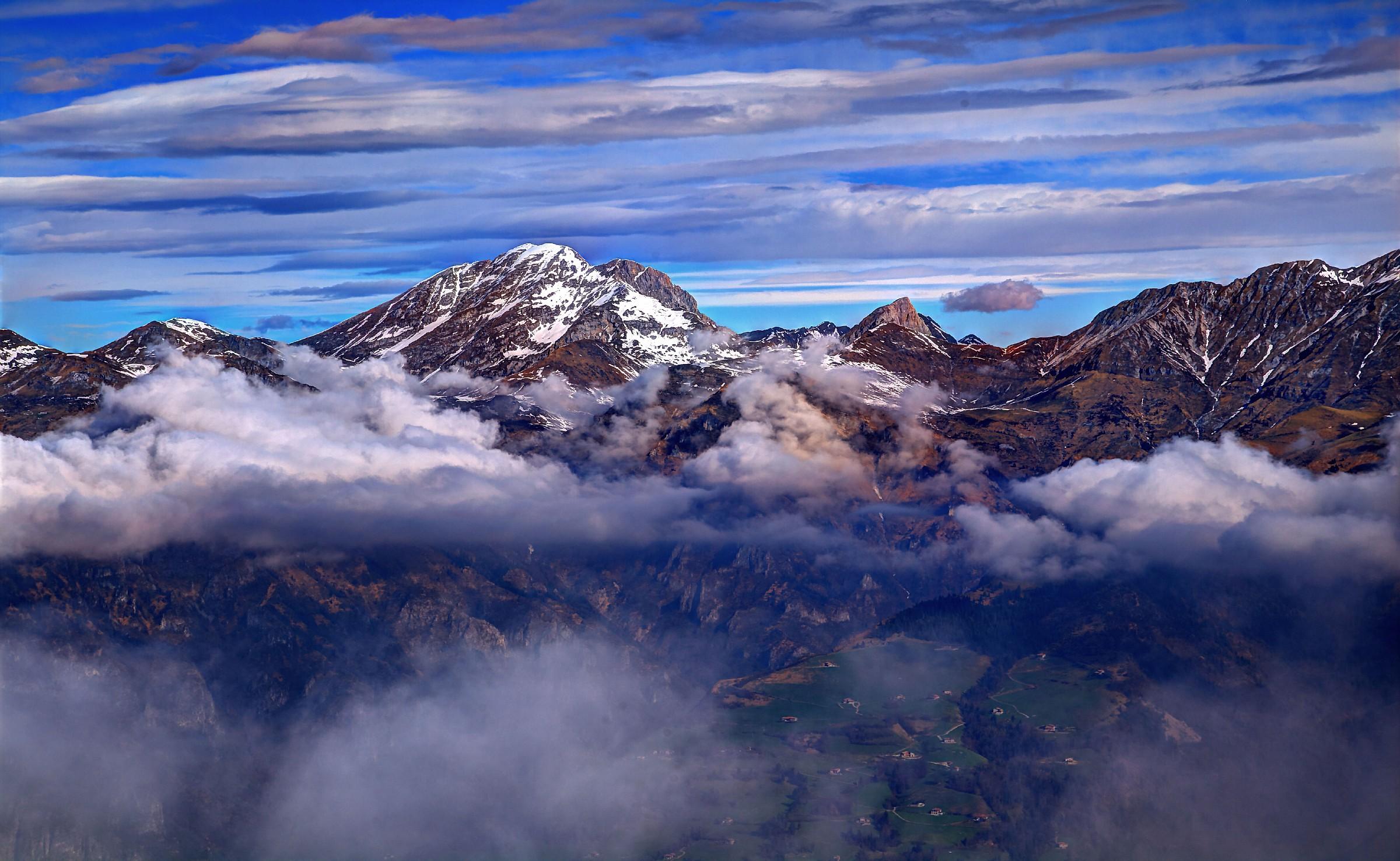 Bergamo Alps...