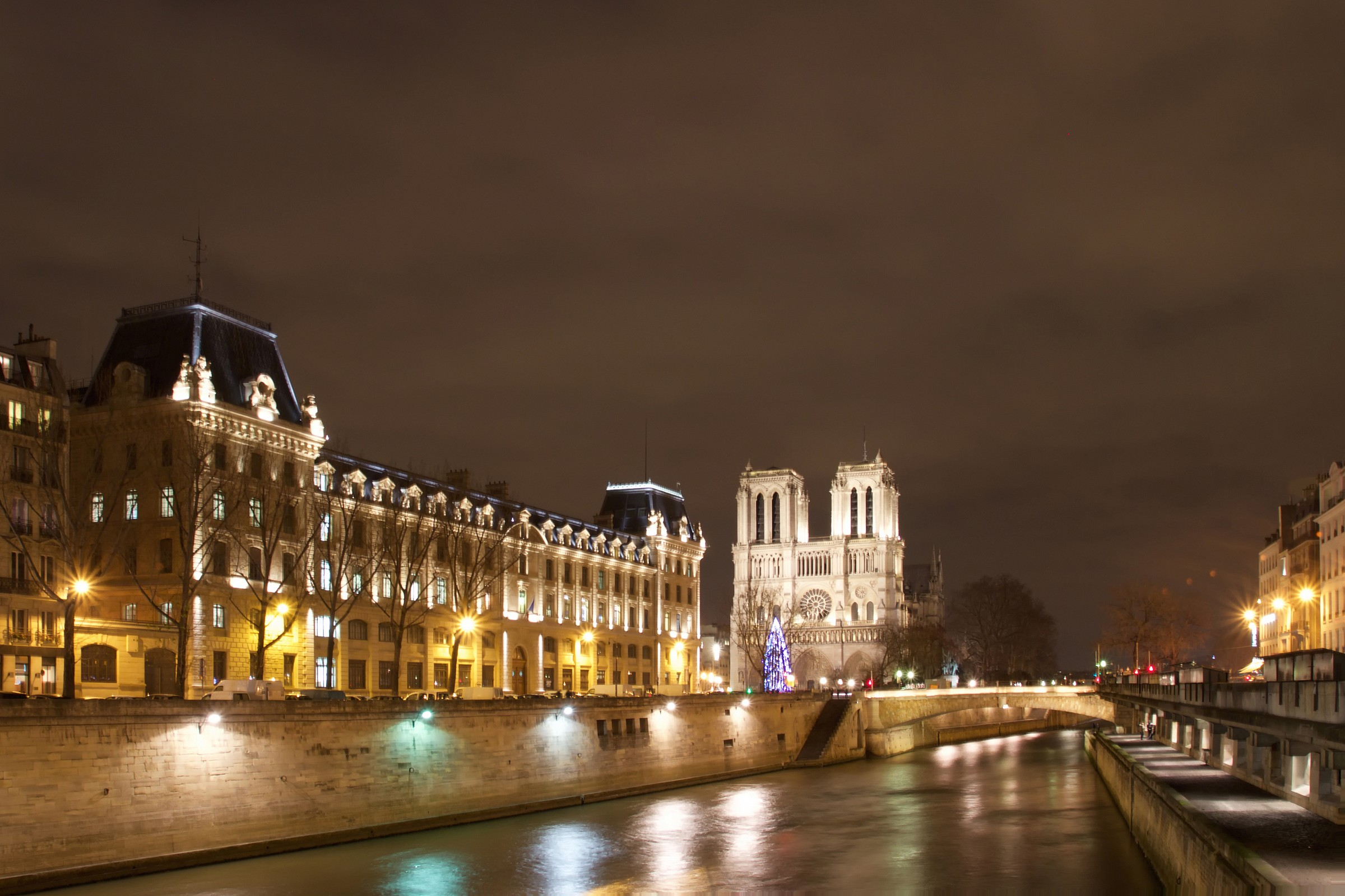 Ile de la Cité...
