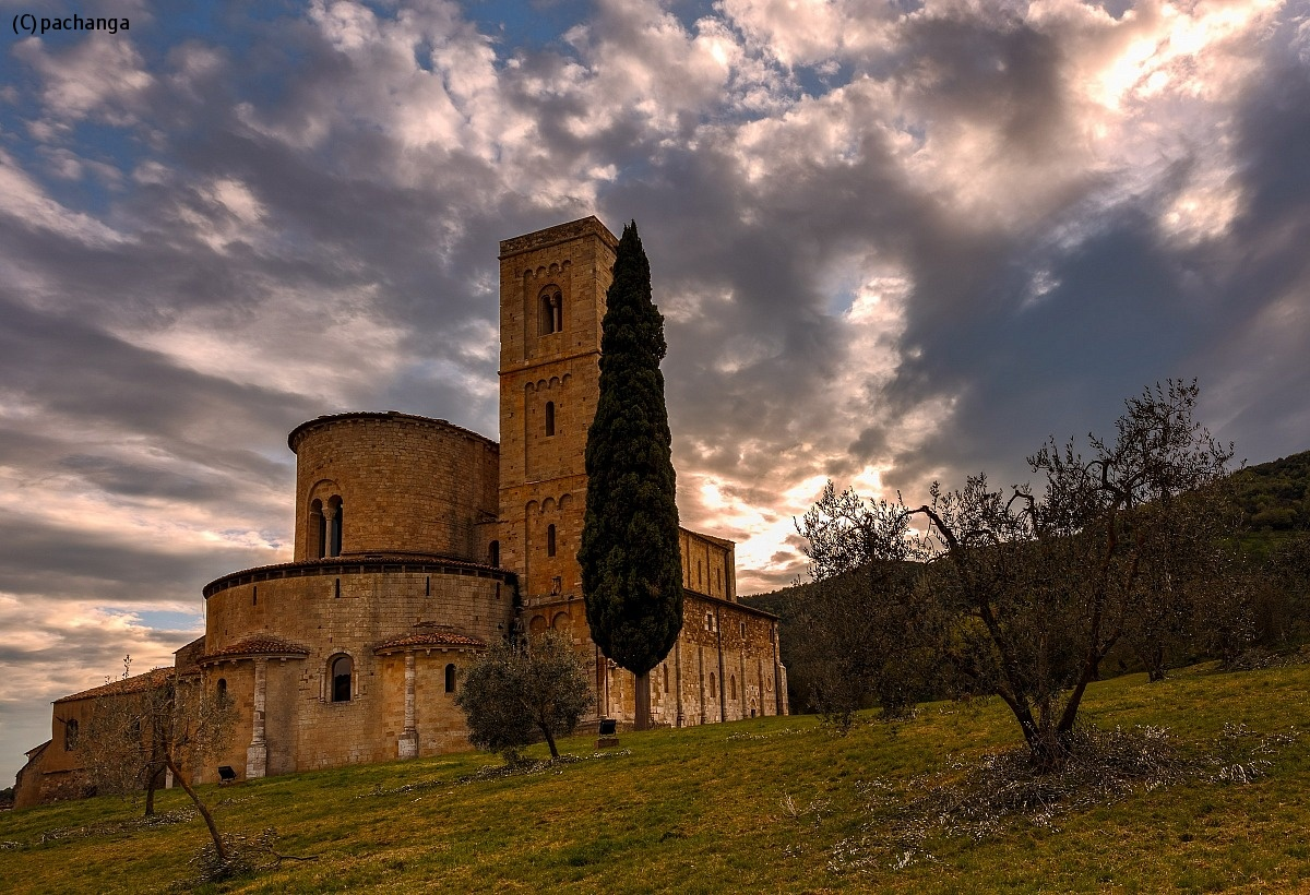 s.antimo val d'orcia...