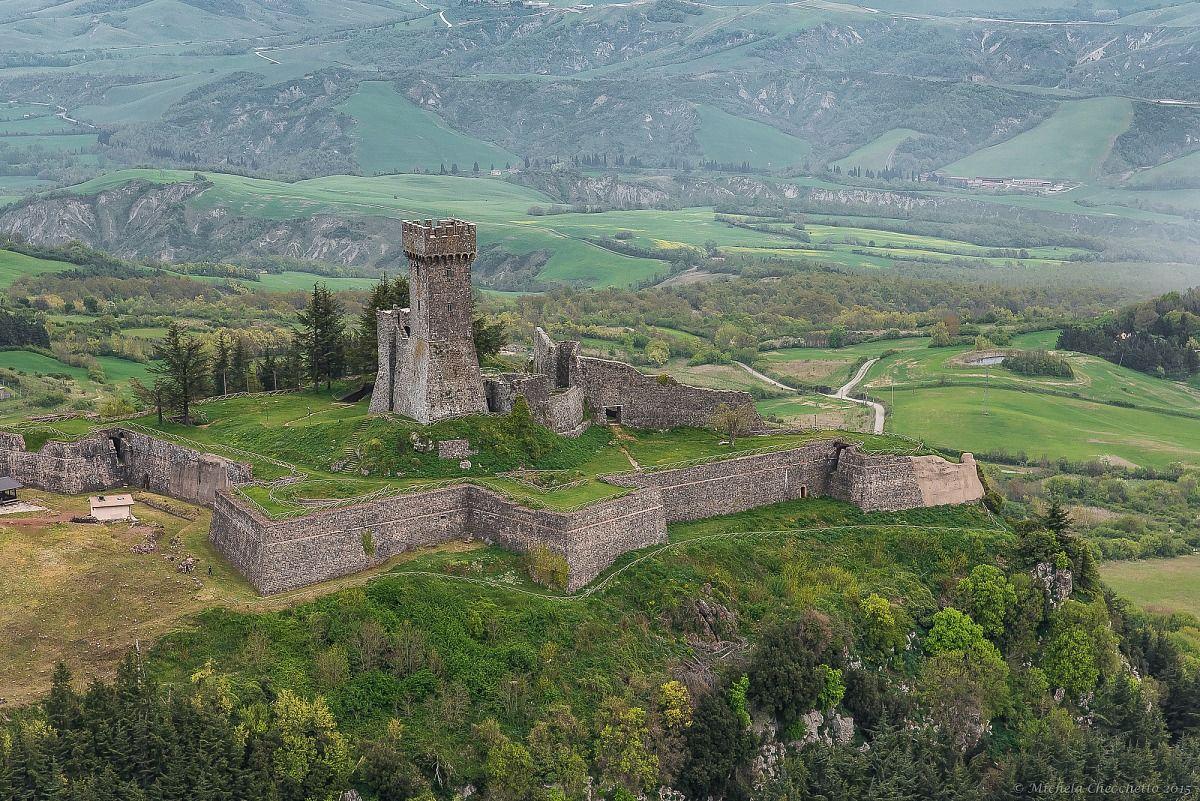 La Rocca di Radicofani...