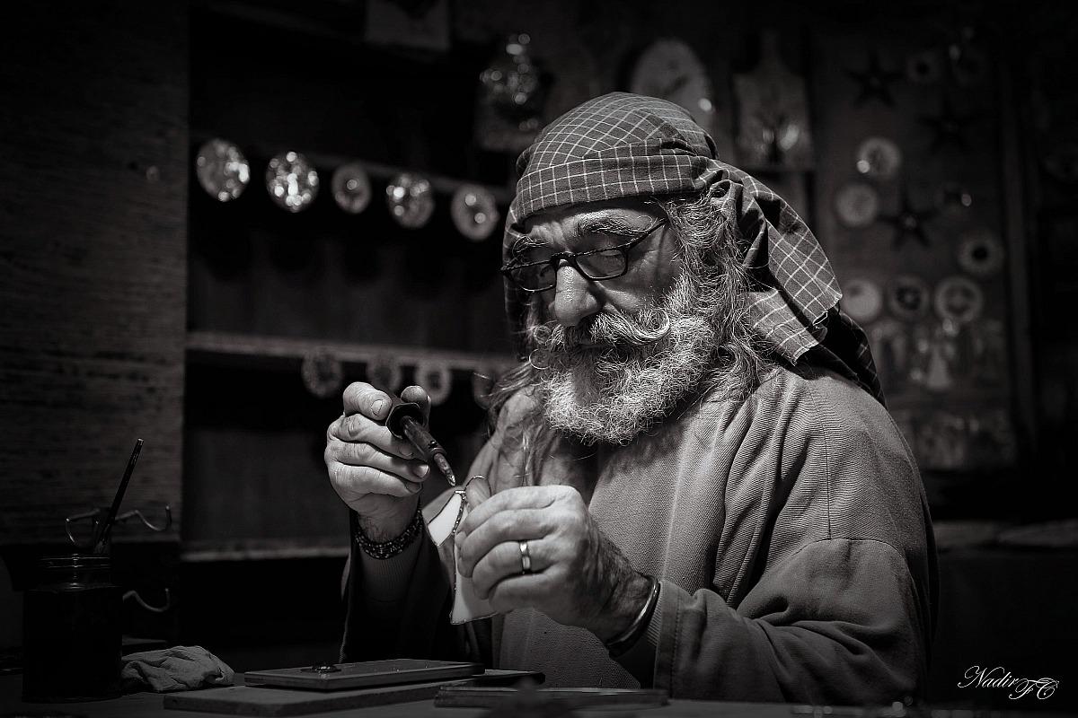 Ancient crafts...