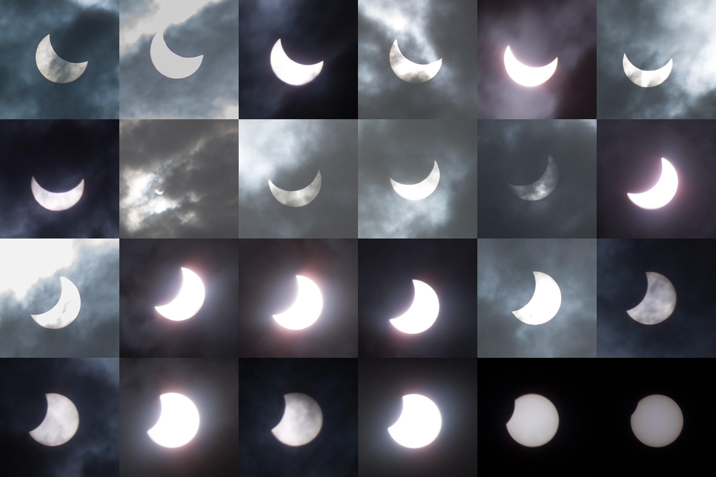 Lunar eclipse 03/20/2015...