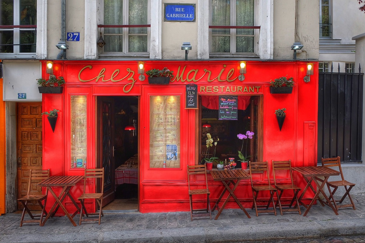 Restaurant chez marie juzaphoto for Restaurant chez marie marseille