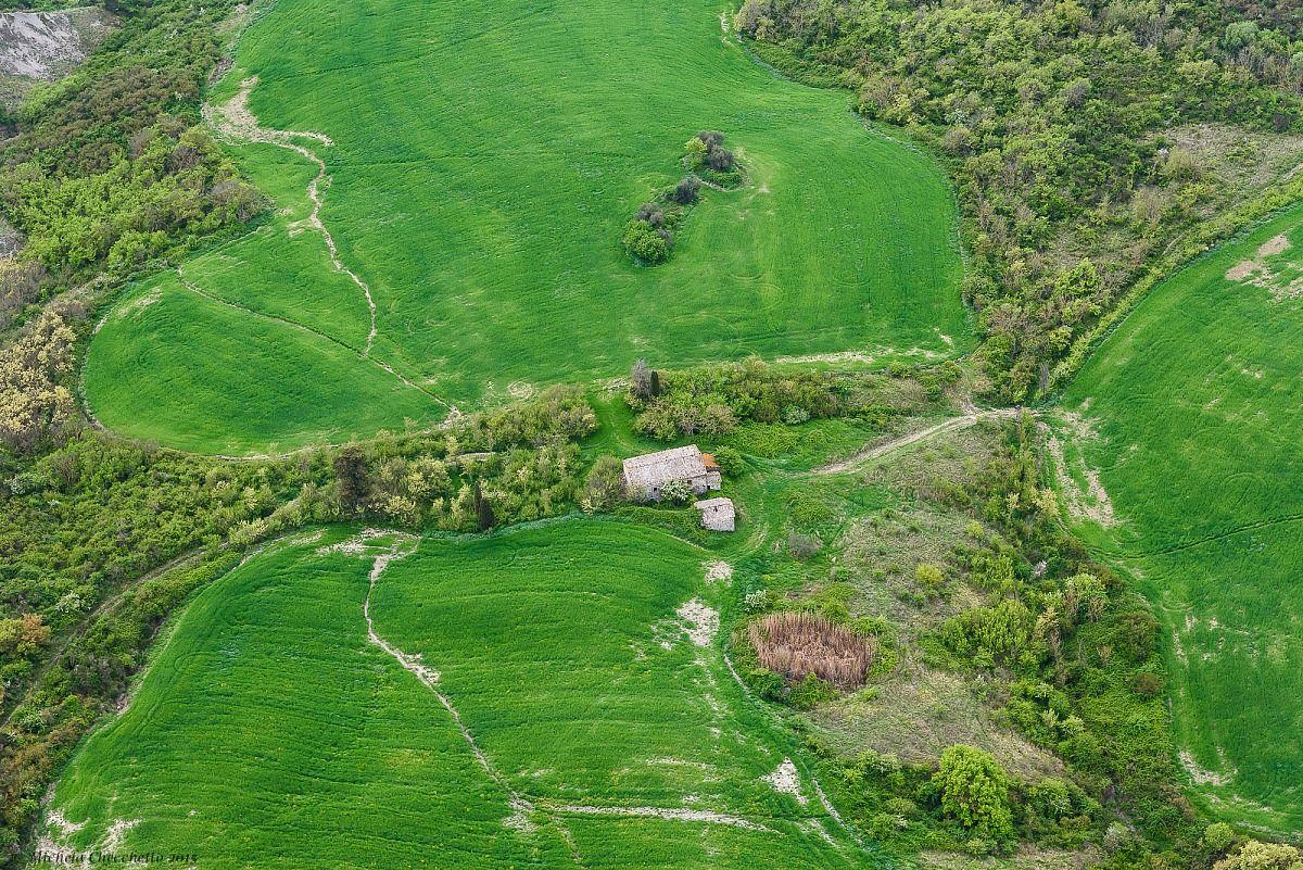 Verde toscano...