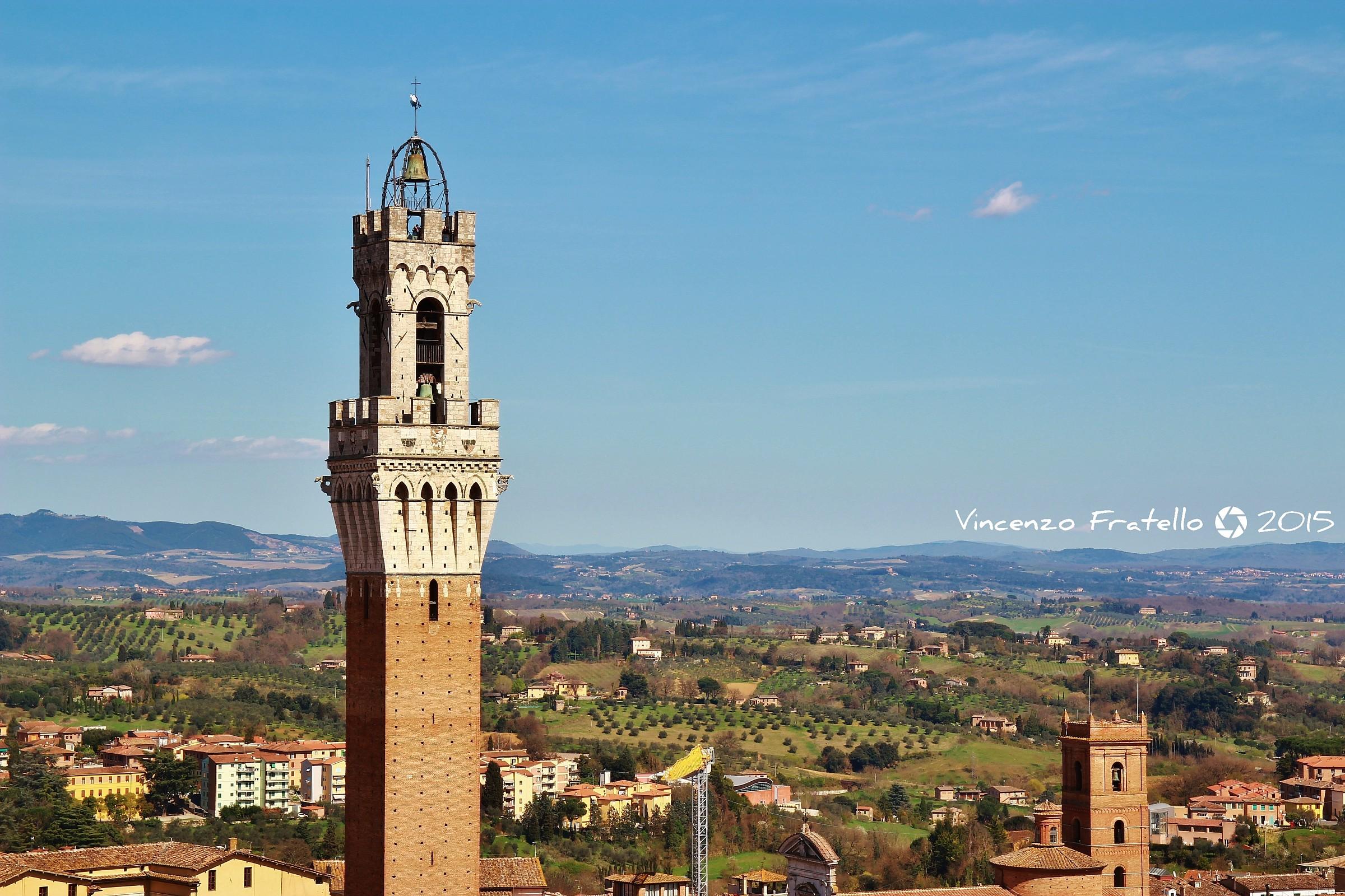 Torre del Mangia....