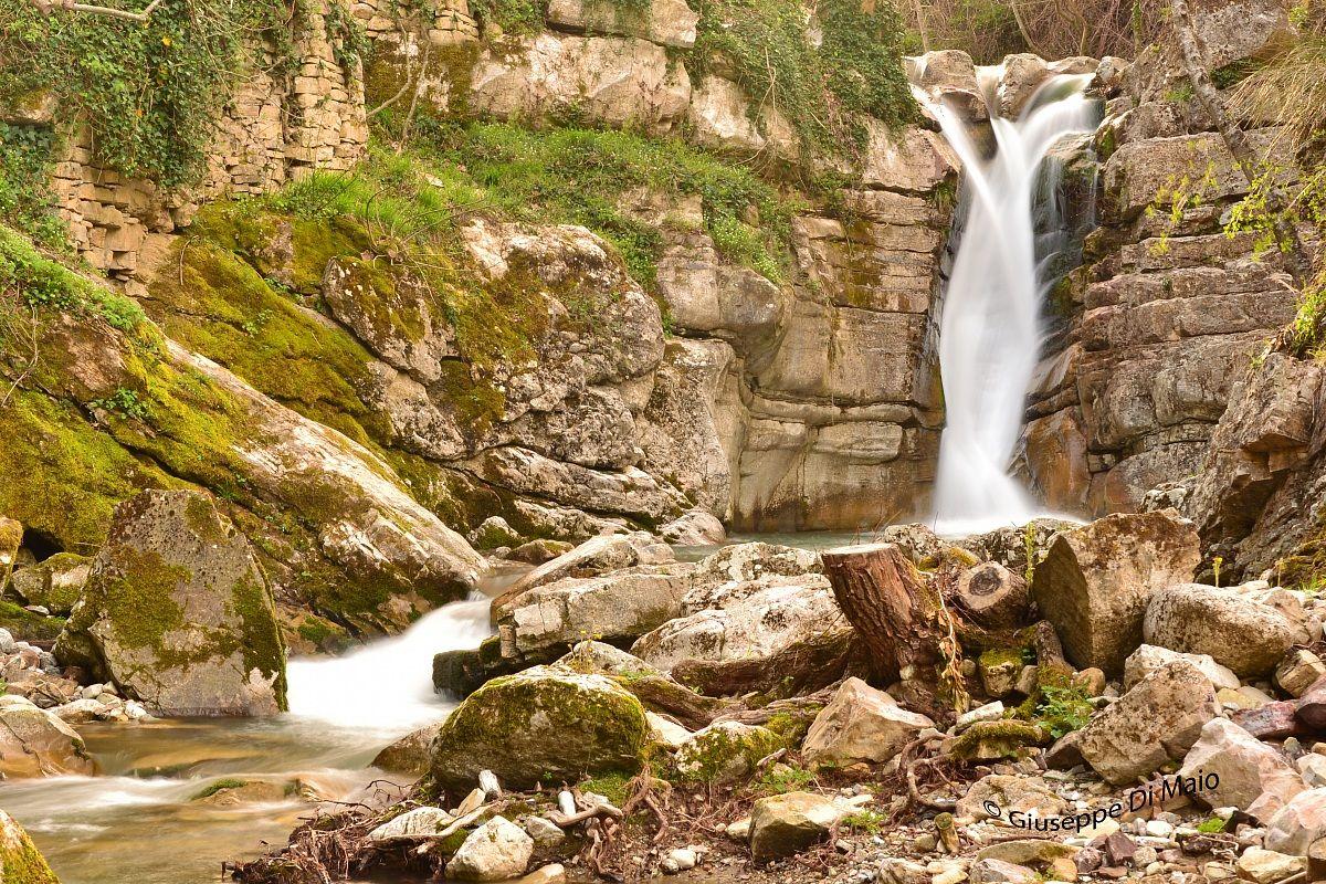 Cascata di San Fele...