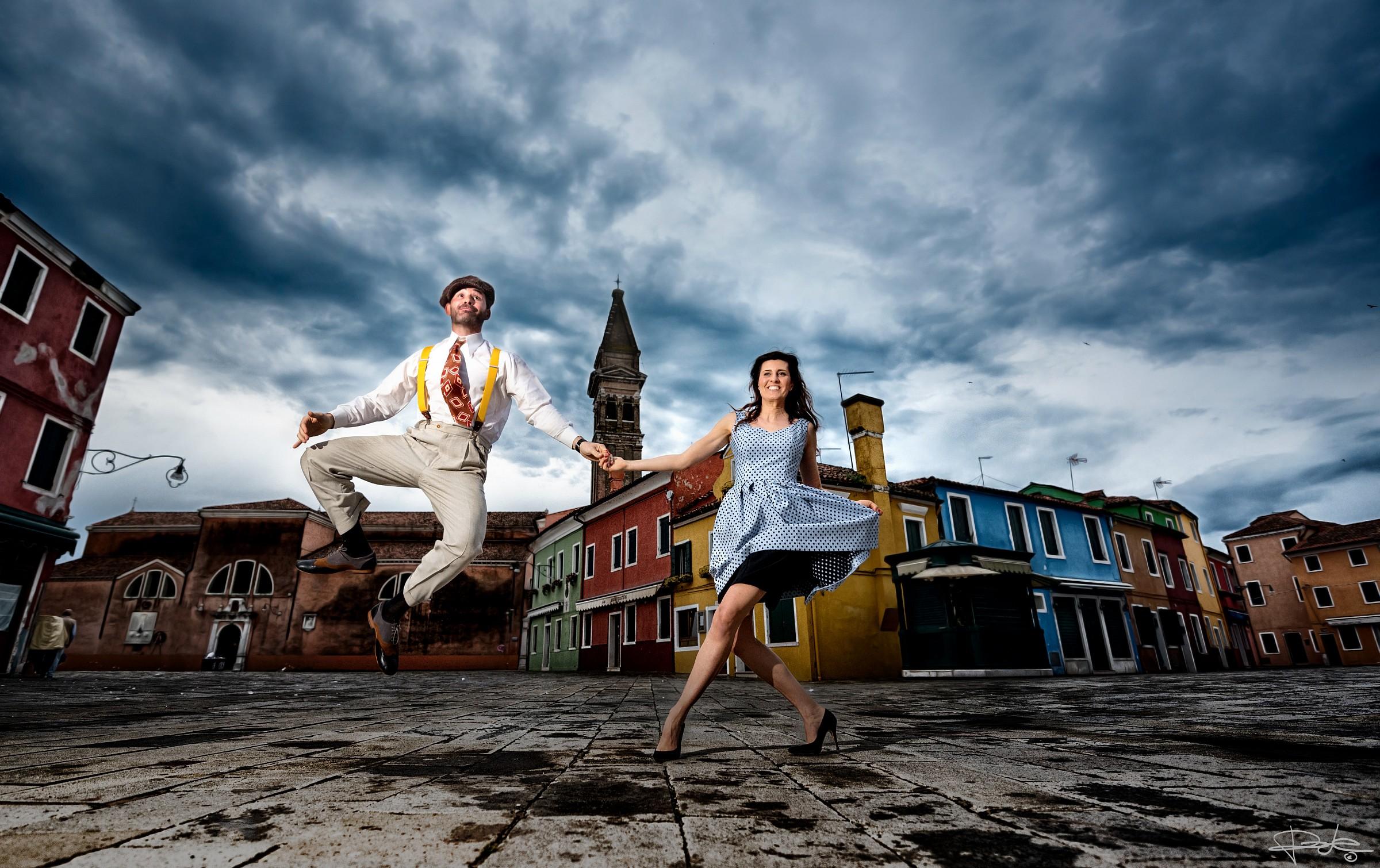 """""""Jump"""" to Burano..."""