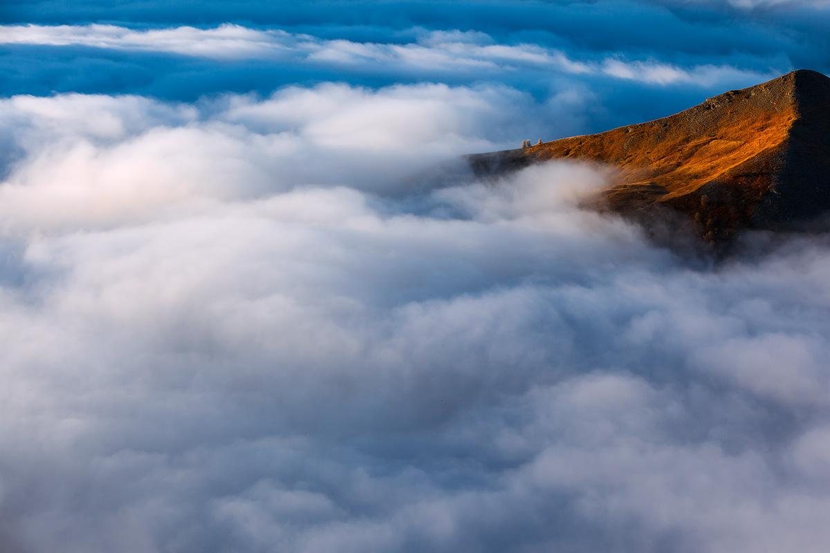 SEA clouds...
