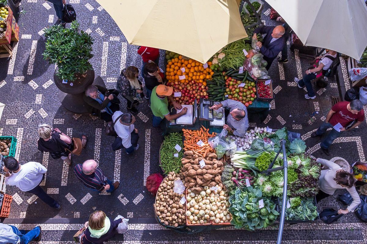 Mercado dos Lavradores...