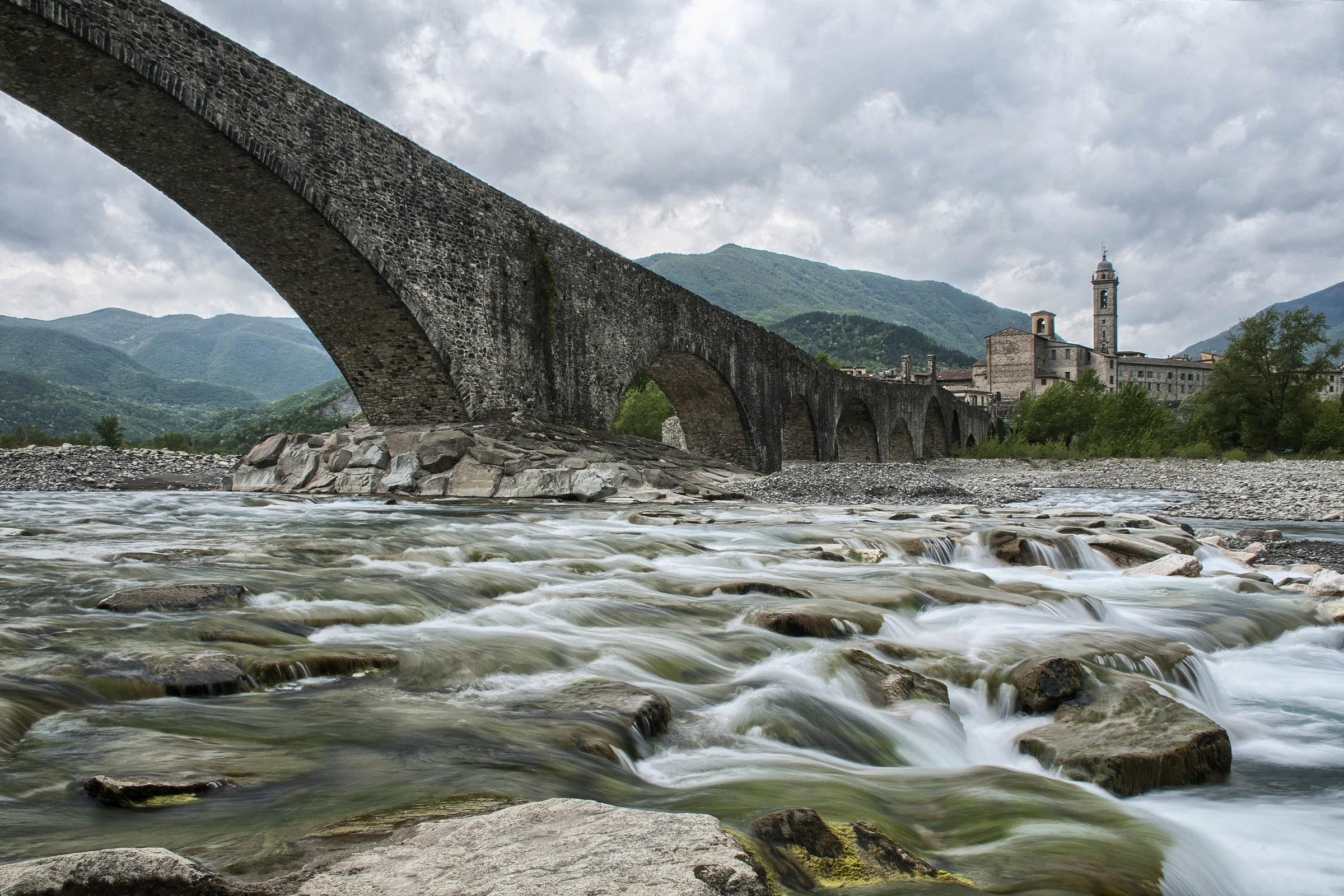 Ponte Gobbo...