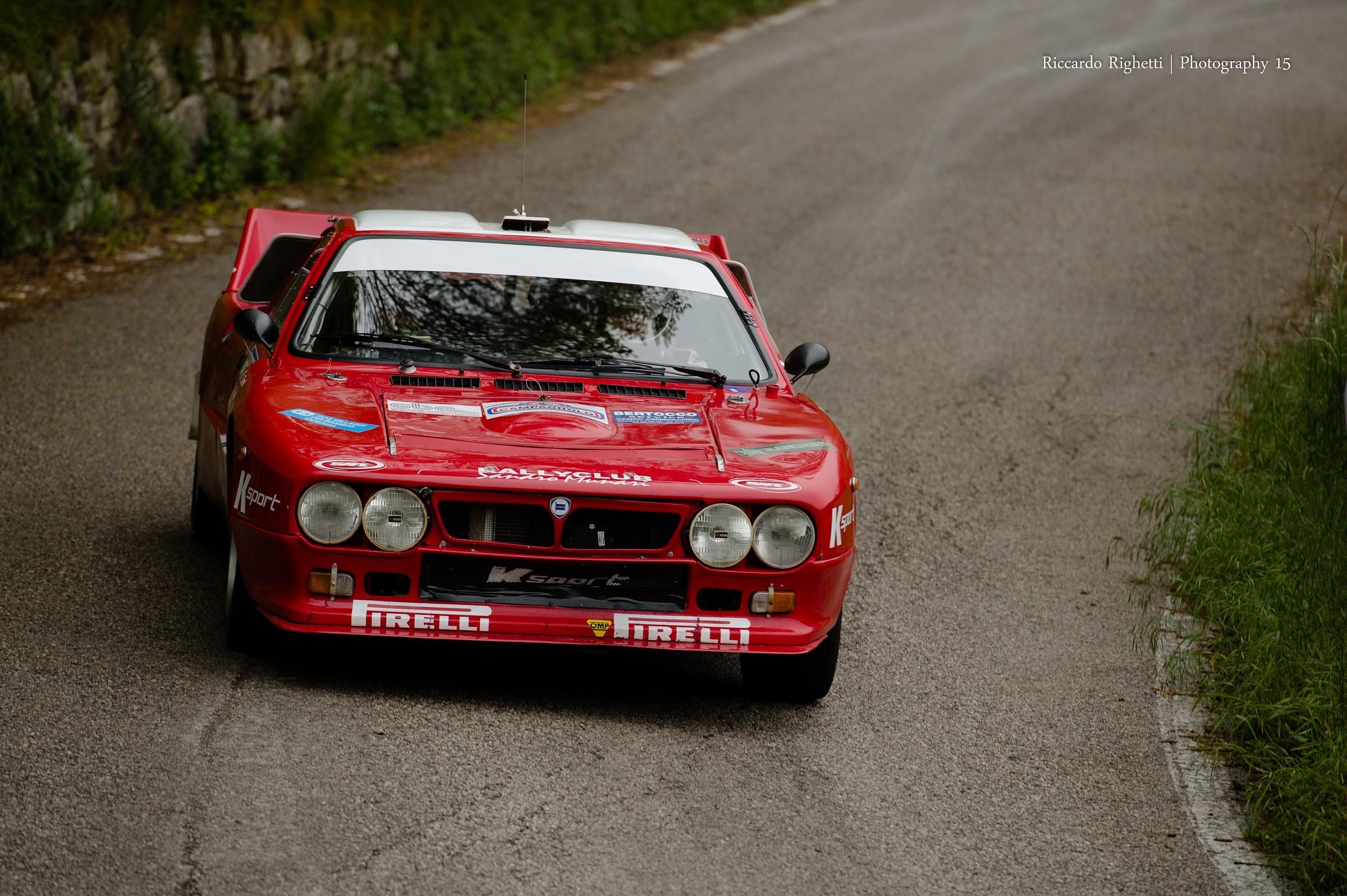 Lancia Rally 037...