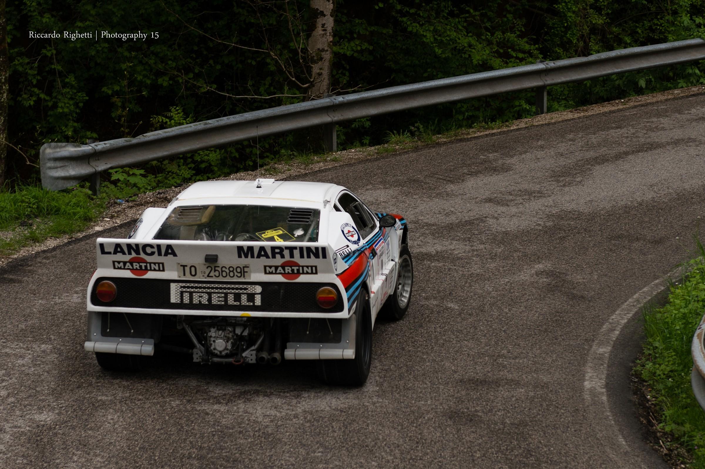 Lancia Rally 037 Martini Racing...