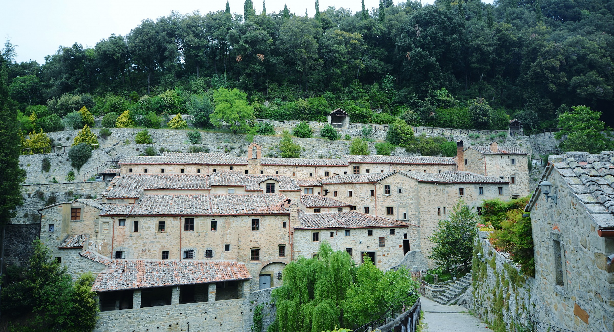 "Cortona ""cells San Francesco""..."