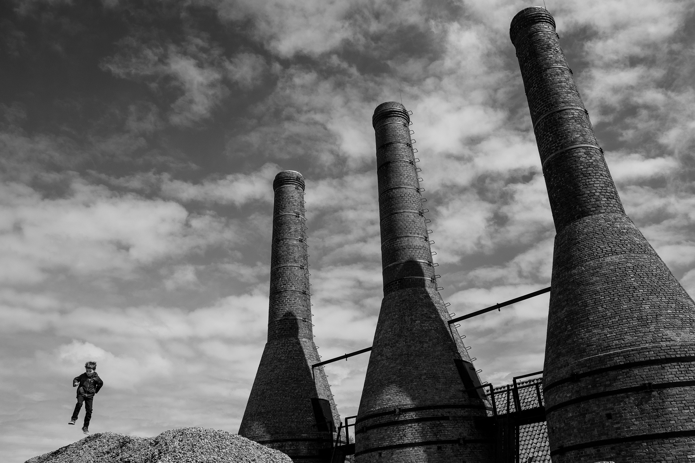 furnaces...