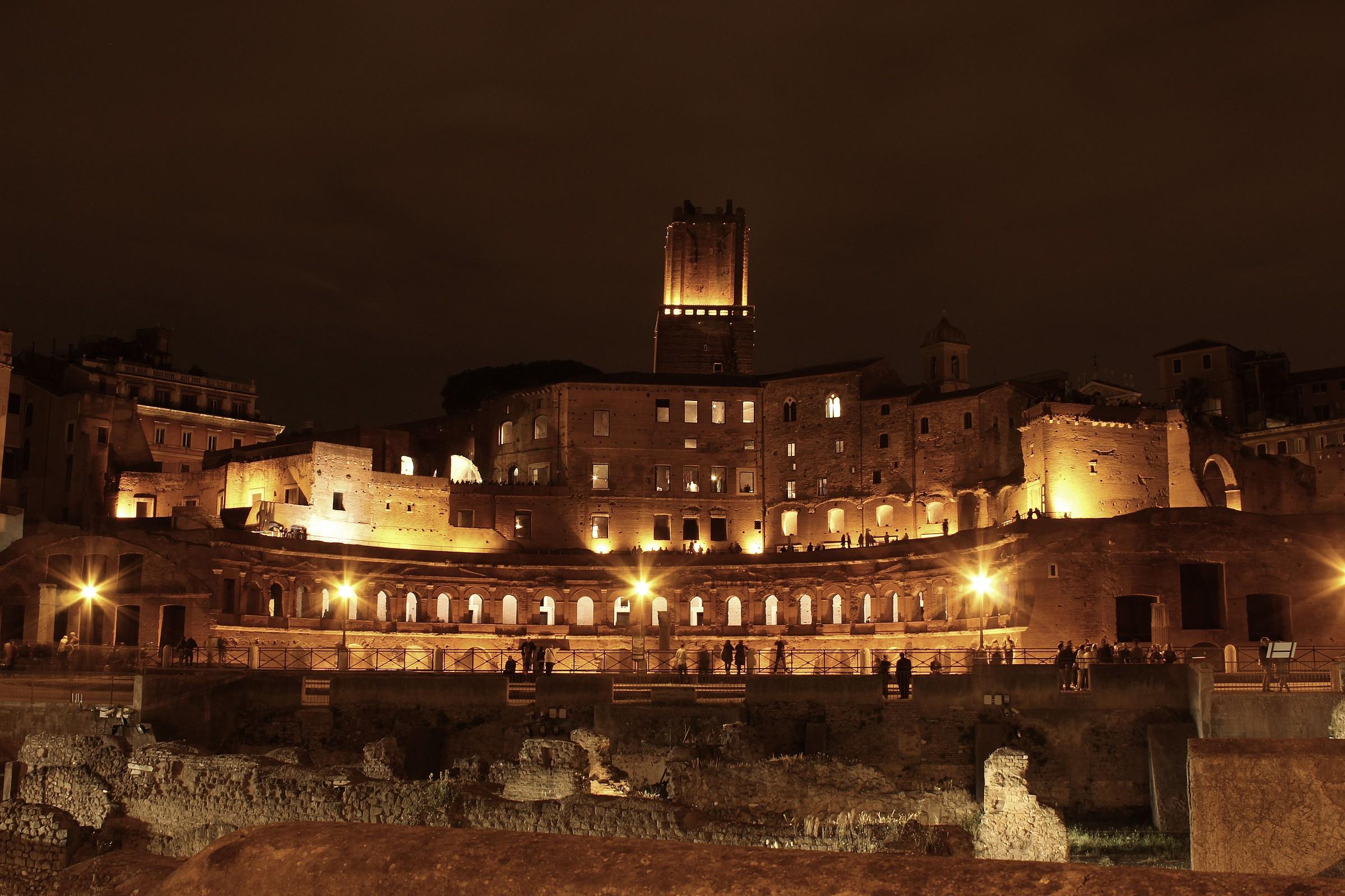Trajan's Market...