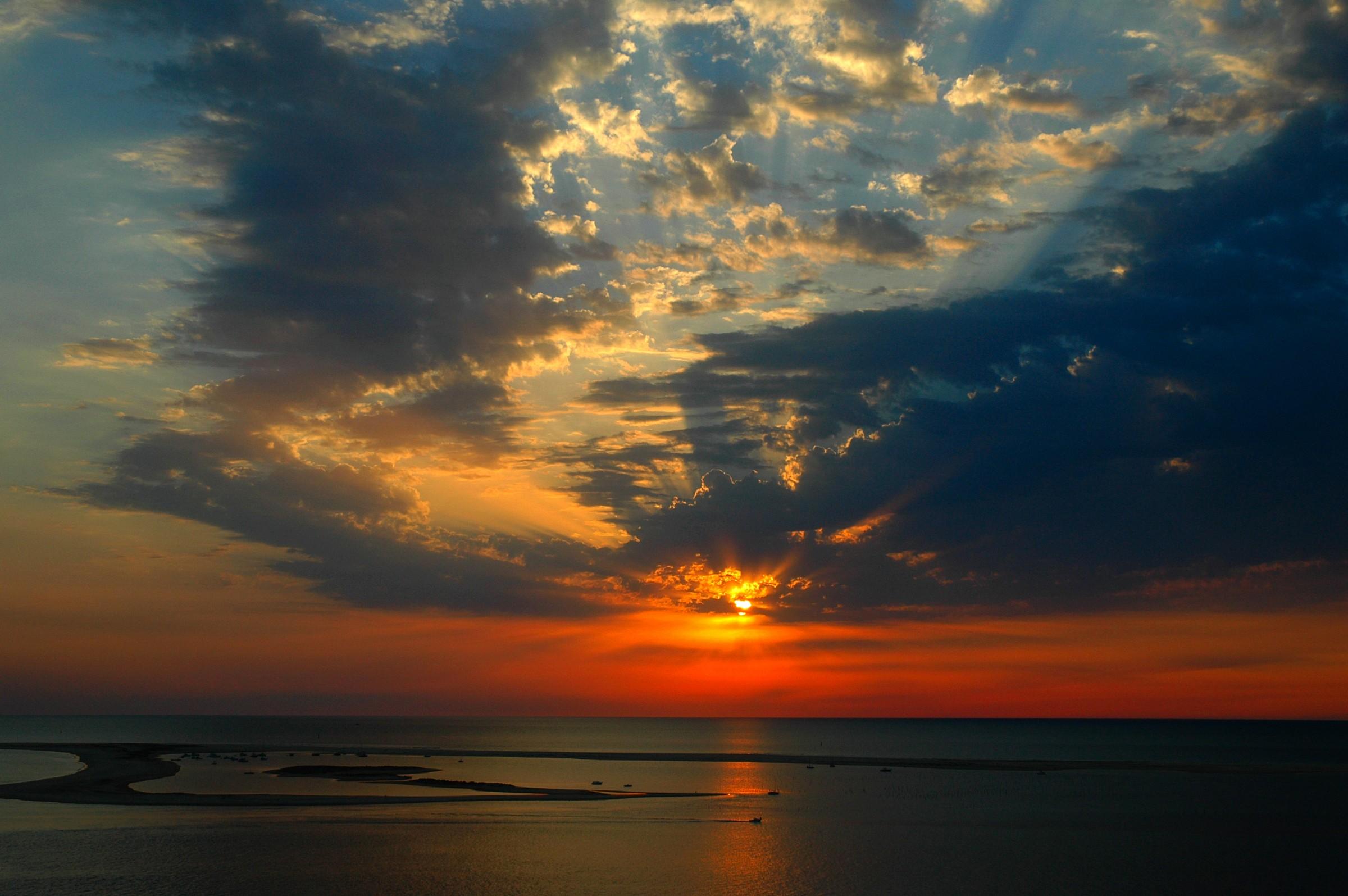 Dune de Pilat - Tramonto...