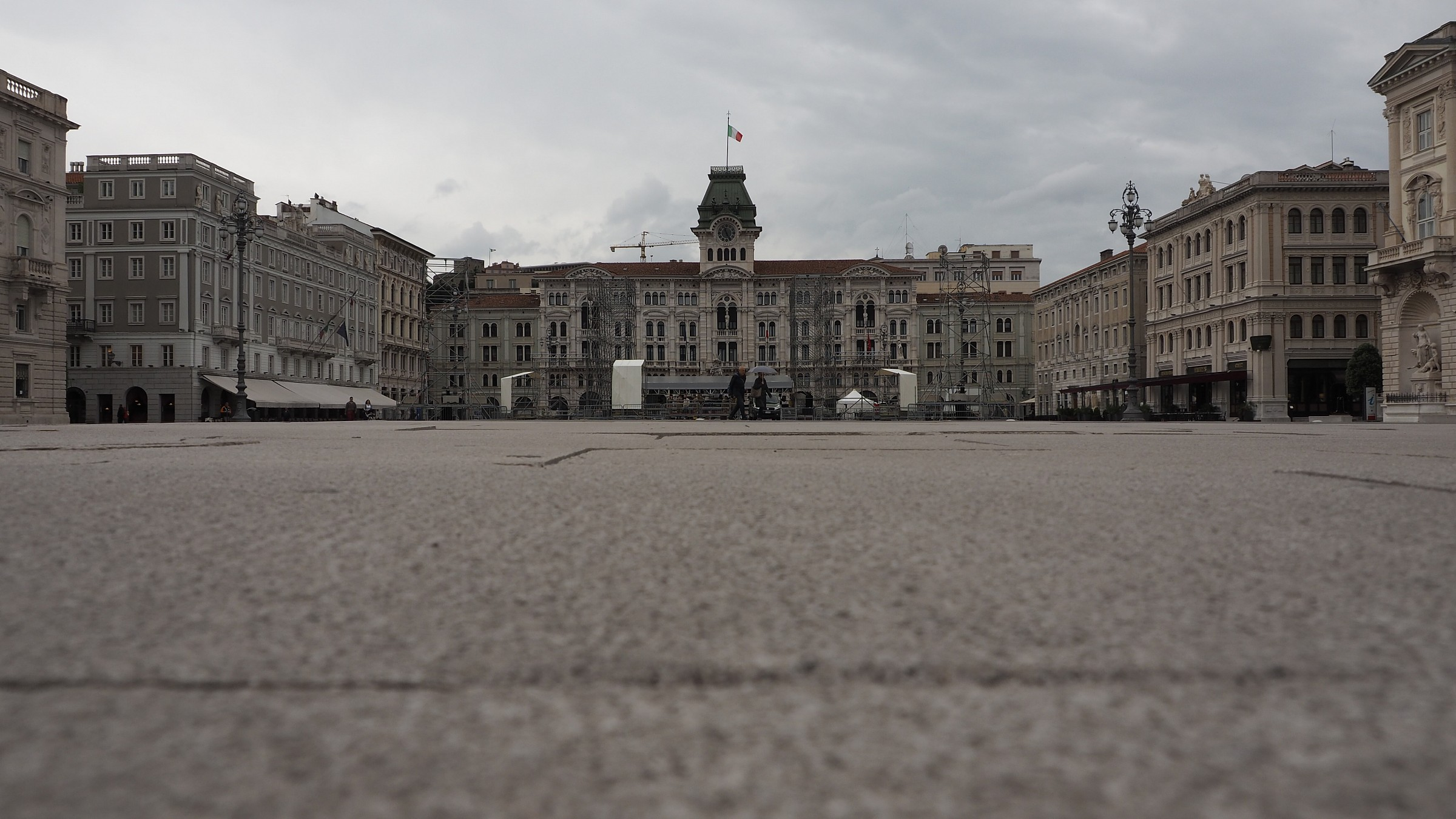 Piazza Unit - Trieste...