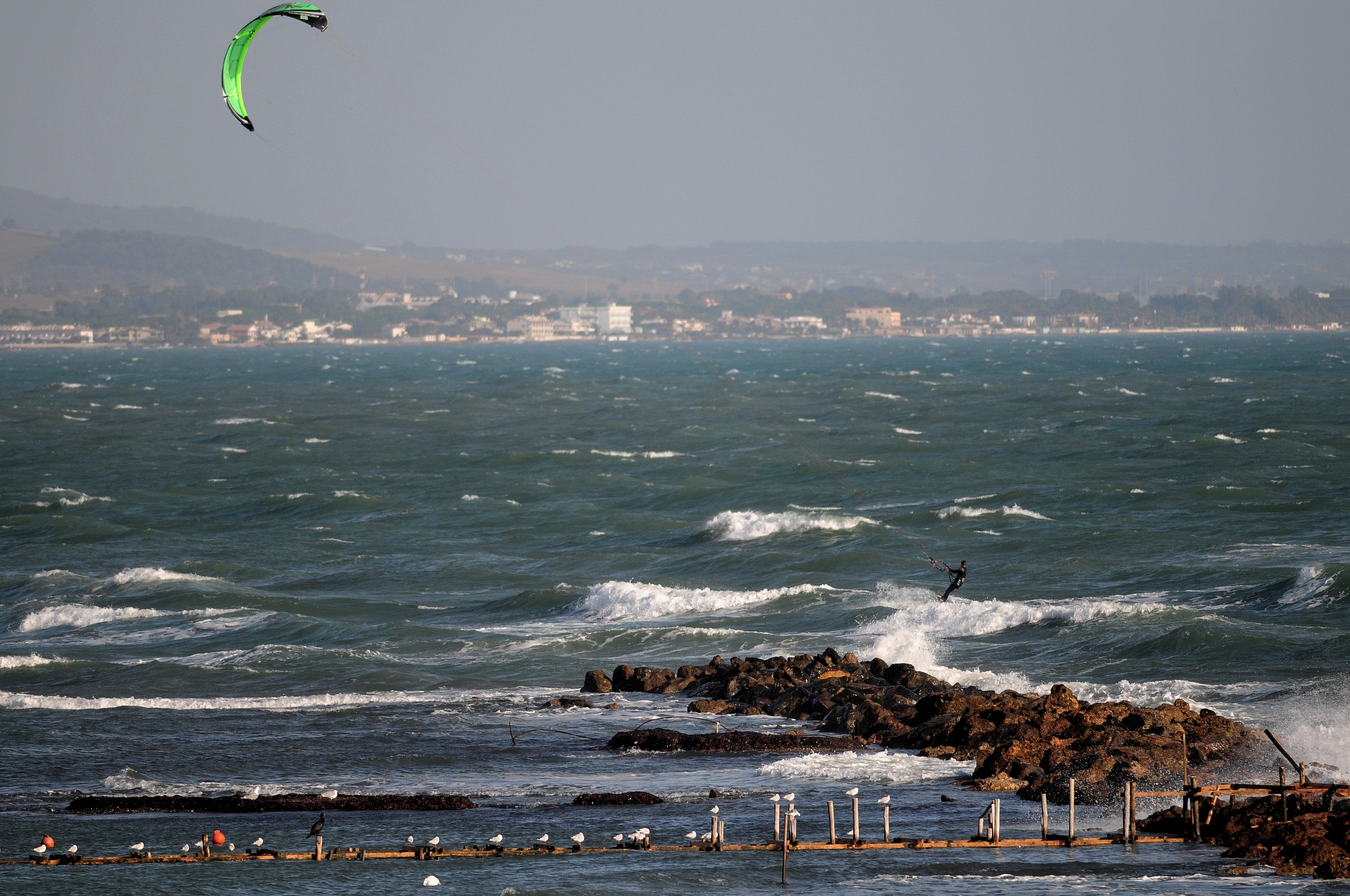 S.Marinella - Kite Surf...