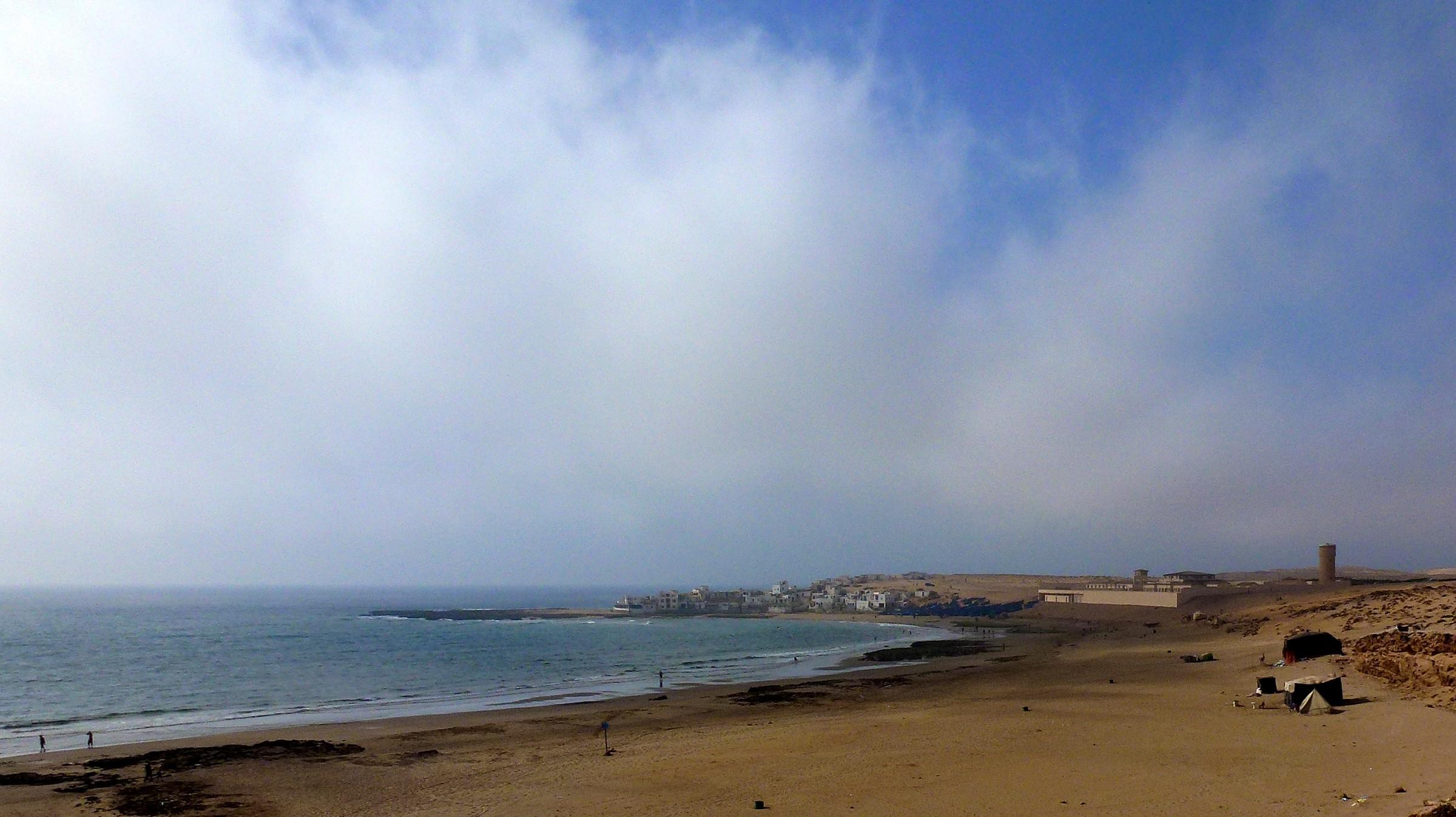 Calm Atlantic...
