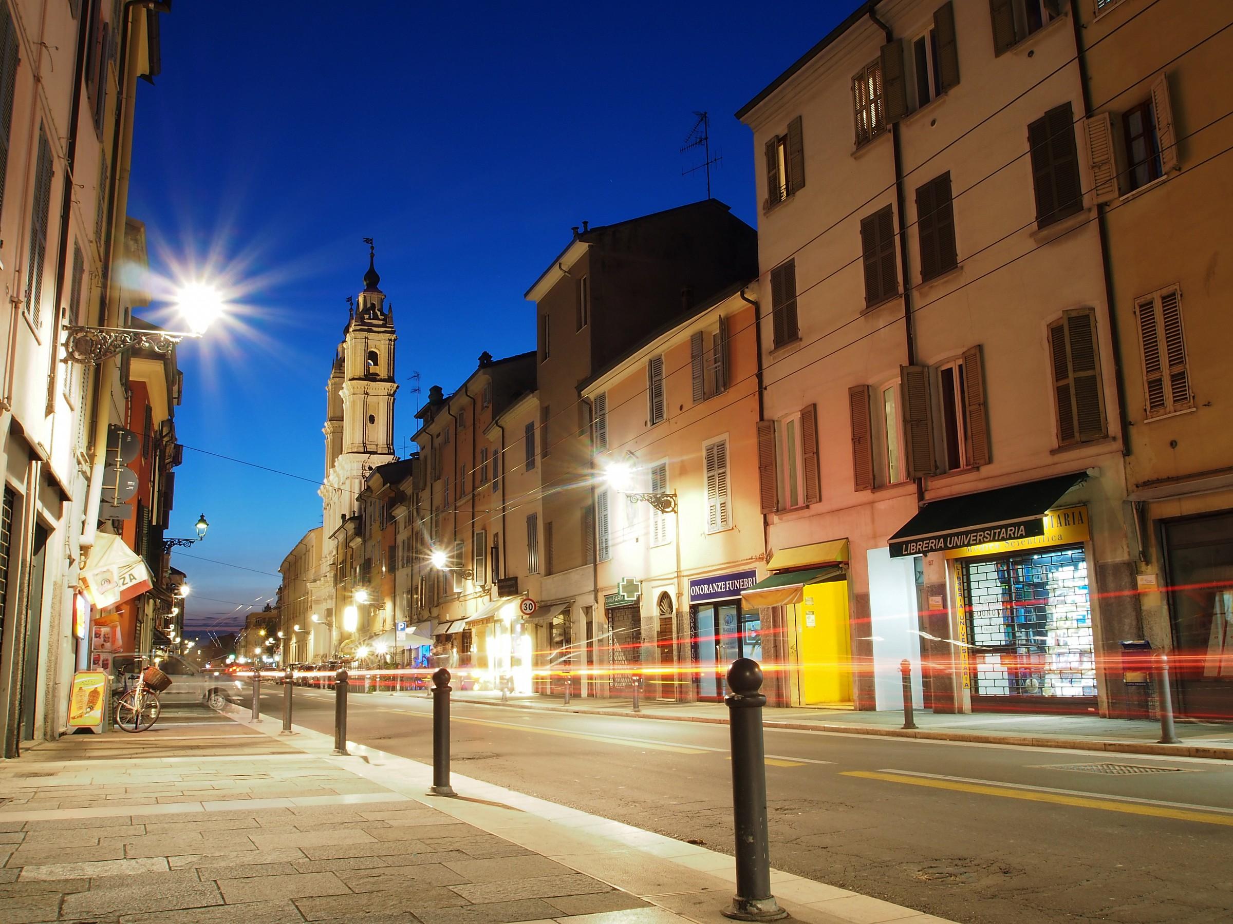 Parma...