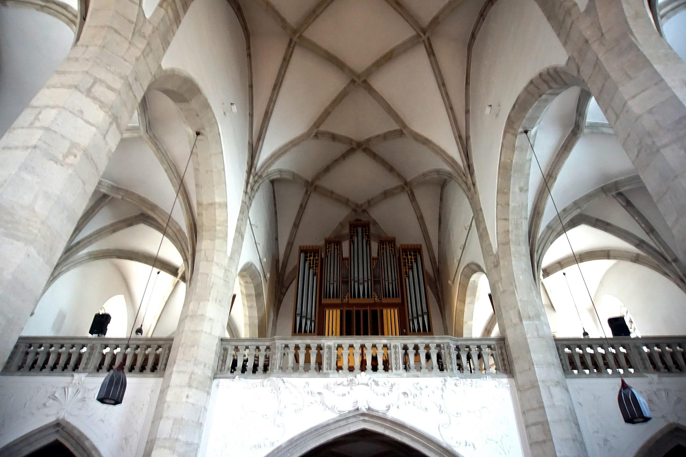 Gothic church...