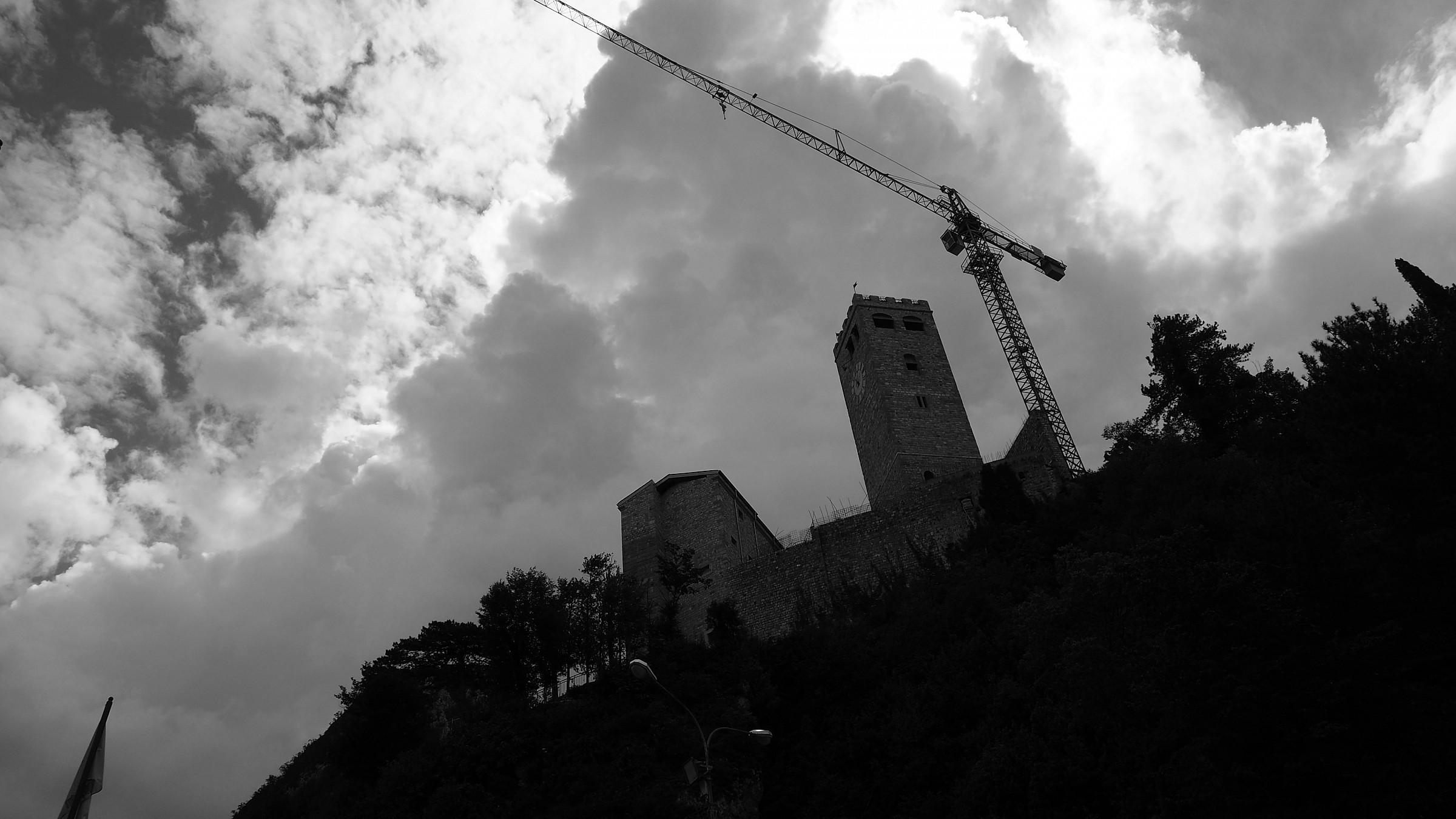 Castle Gemaona...