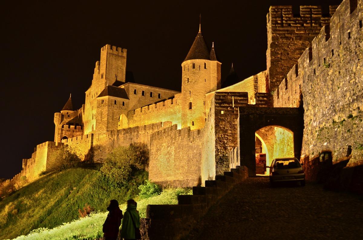 Carcassonne...