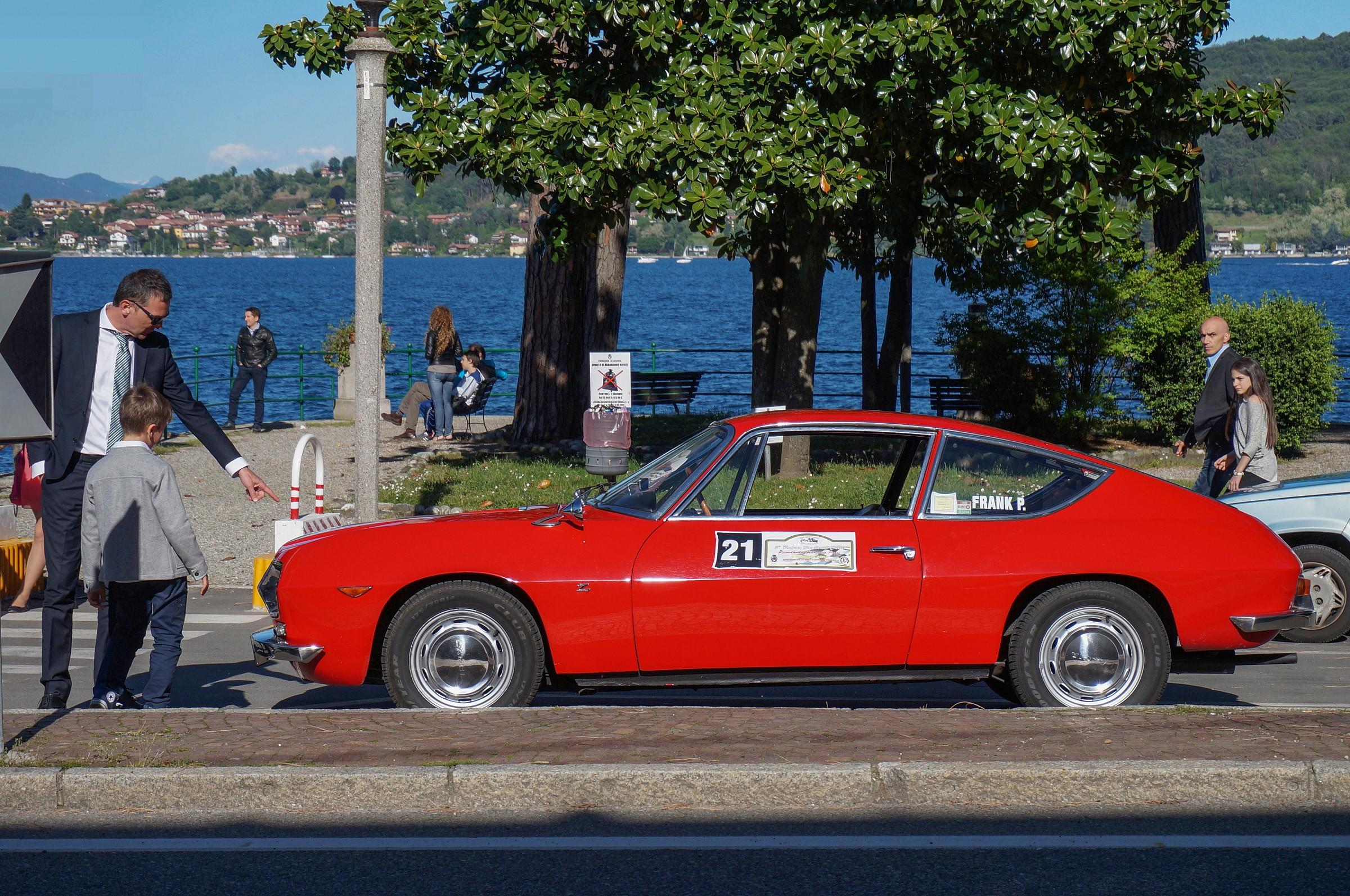 Lancia Fulvia Sport Zagato 1.3...